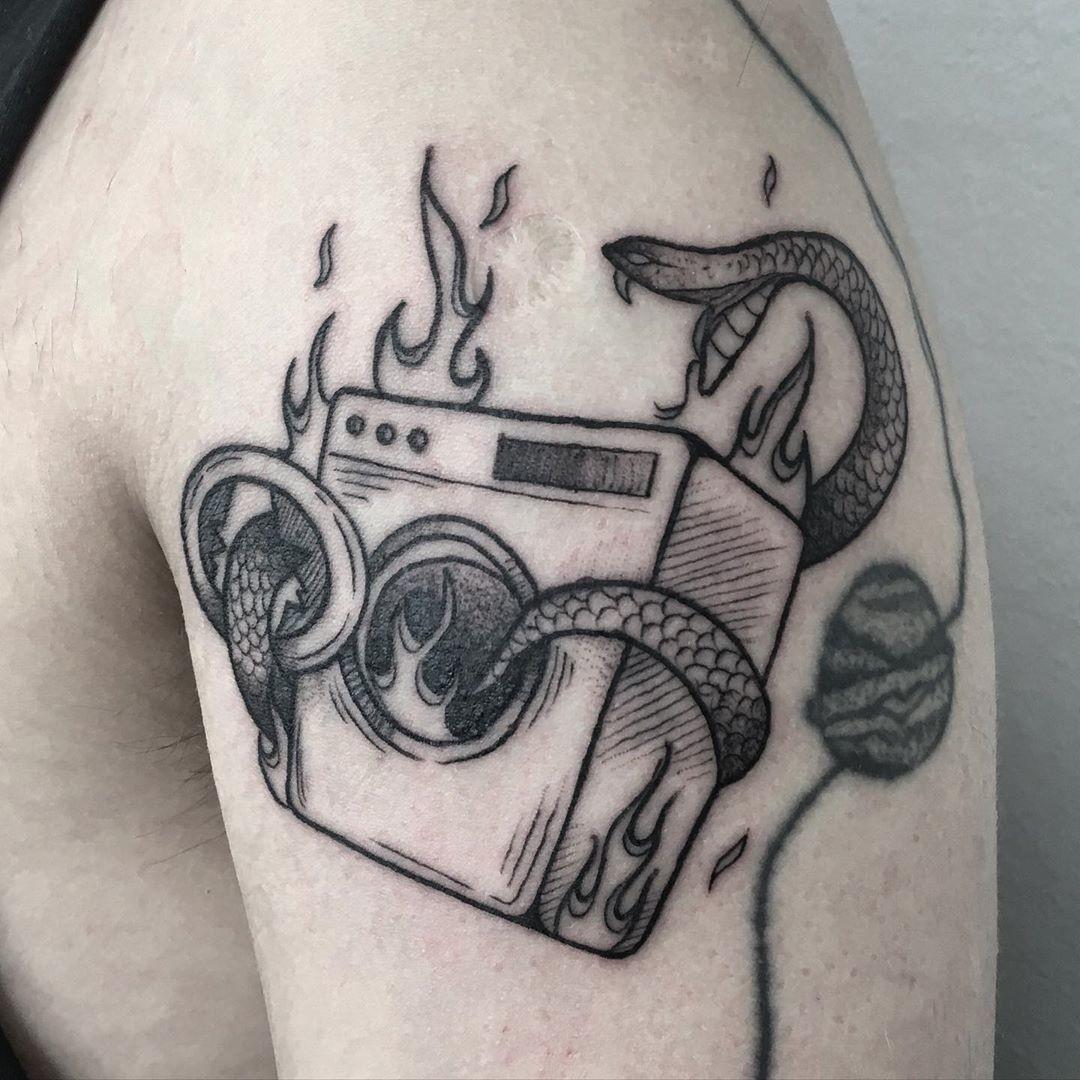 Inksearch tattoo Ola Płocidem