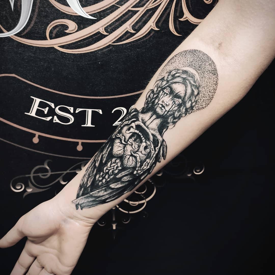 Inksearch tattoo czornaja_ink