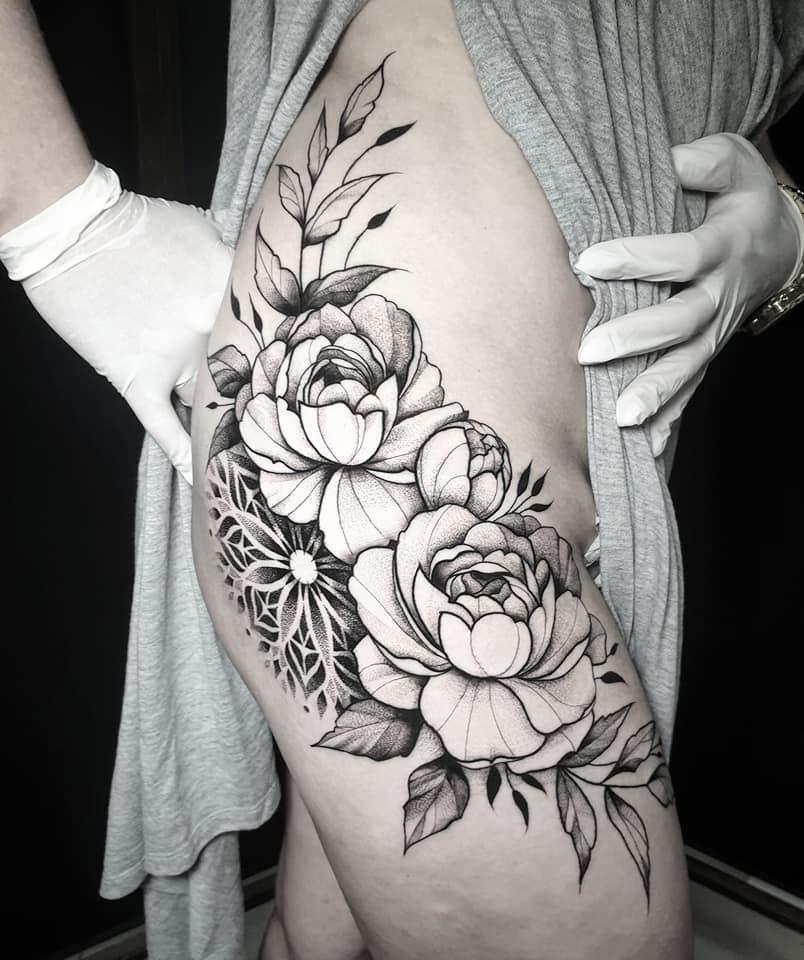 Inksearch tattoo Speak In Color