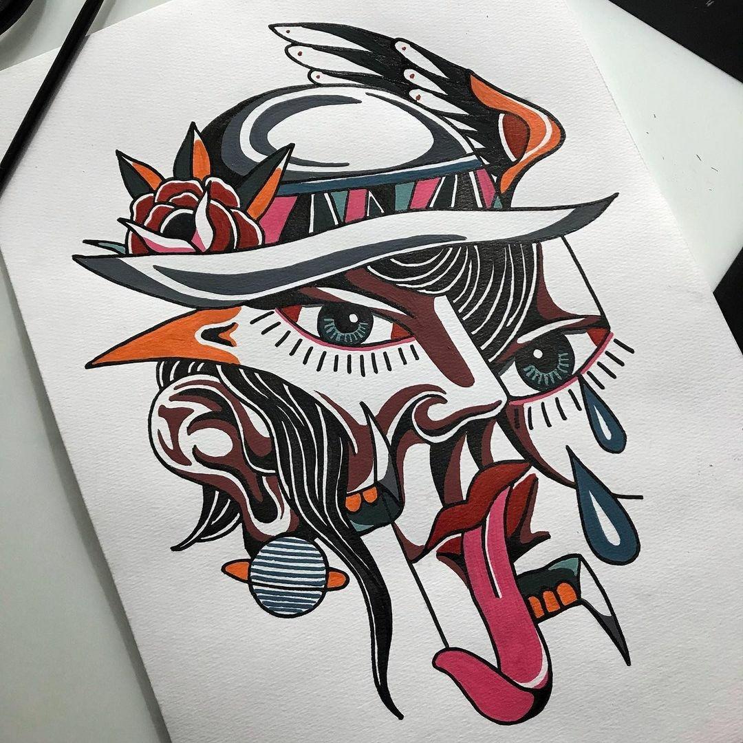Inksearch tattoo Bartek Kos