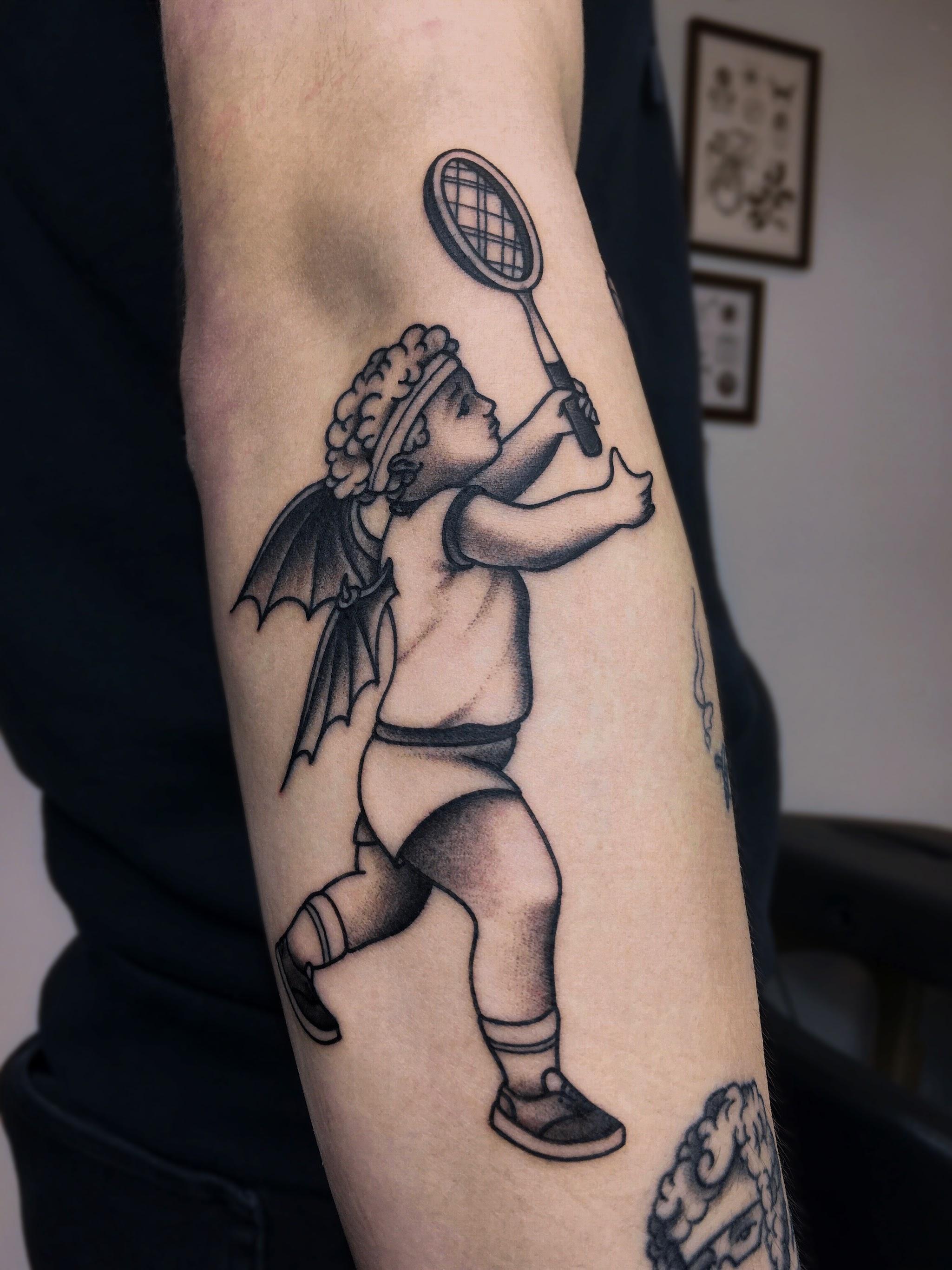 Inksearch tattoo Maksim Horror