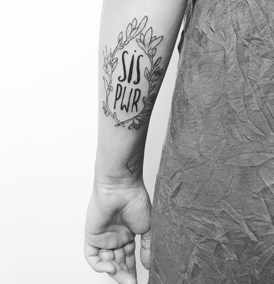 Inksearch tattoo Luiza Kwiatkowska