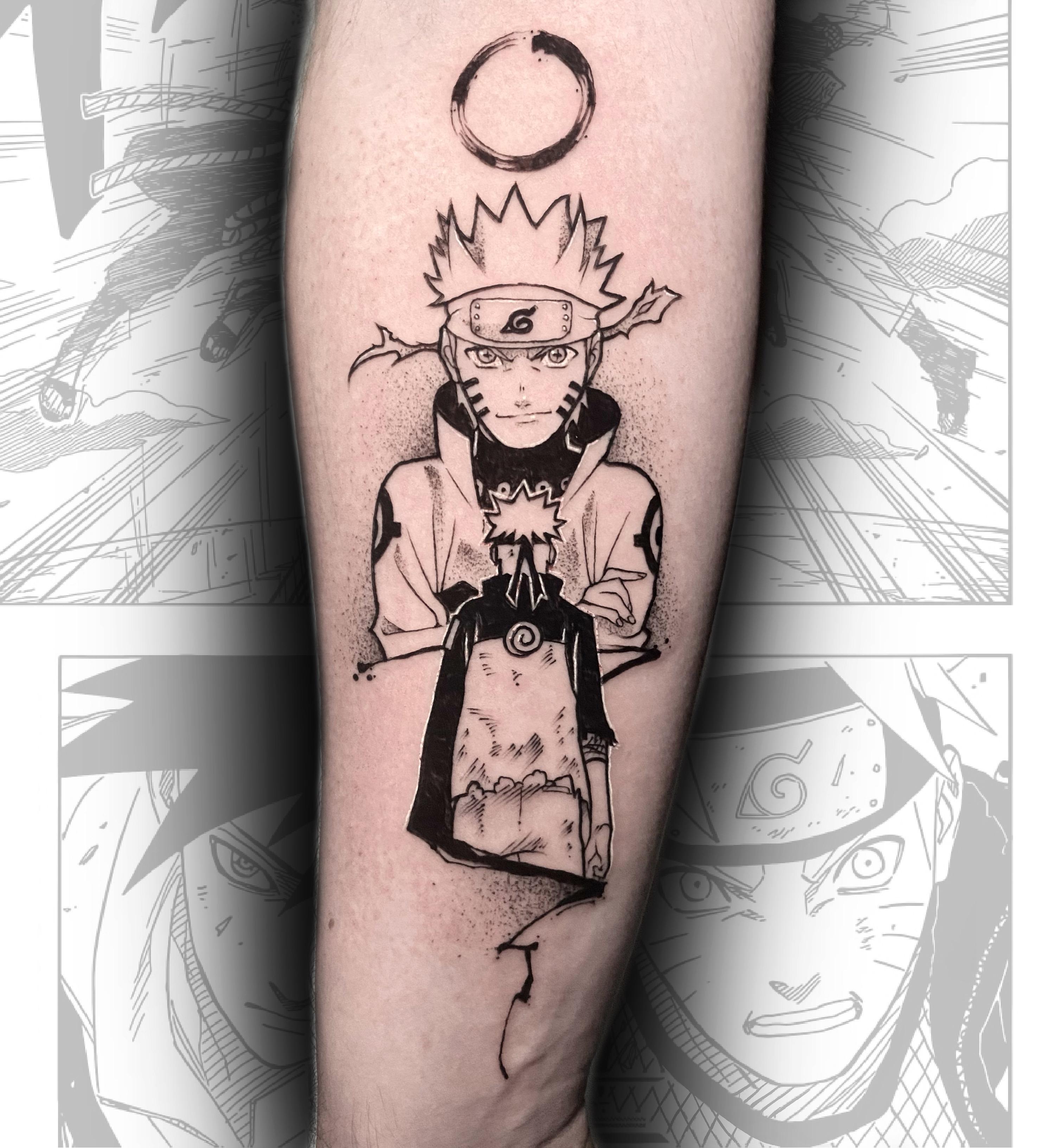Inksearch tattoo KAZIU