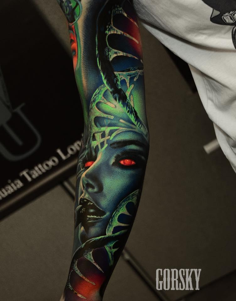 Inksearch tattoo Gorsky Tattoo