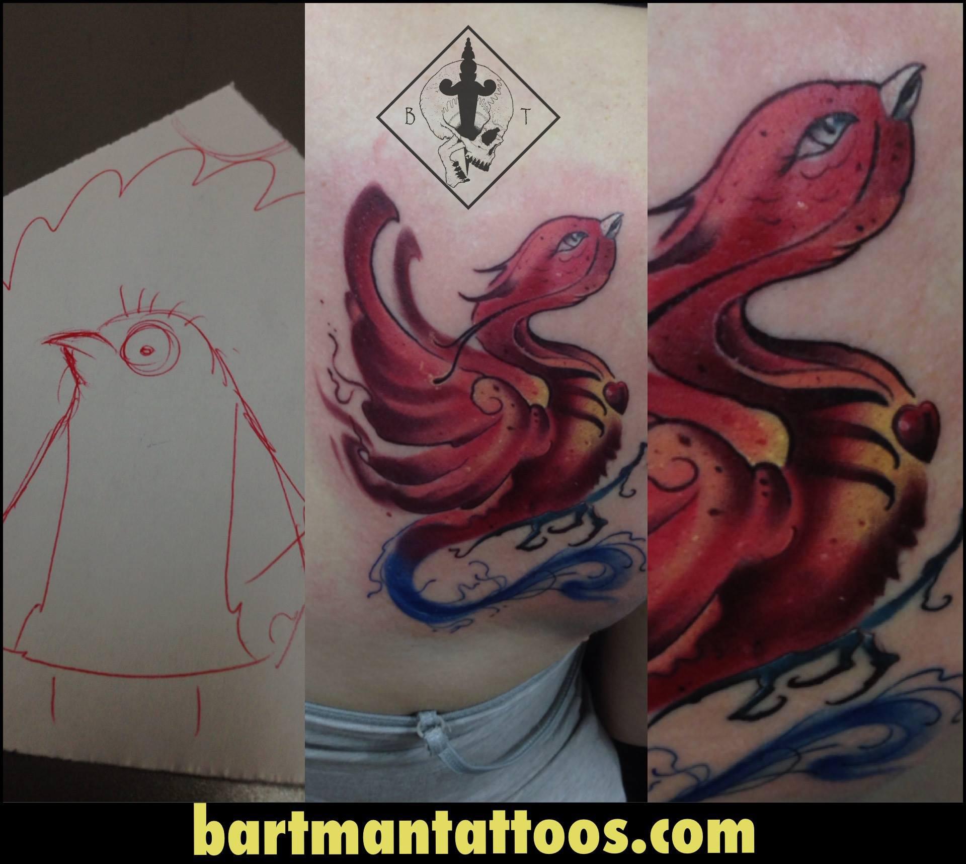 Inksearch tattoo Bart