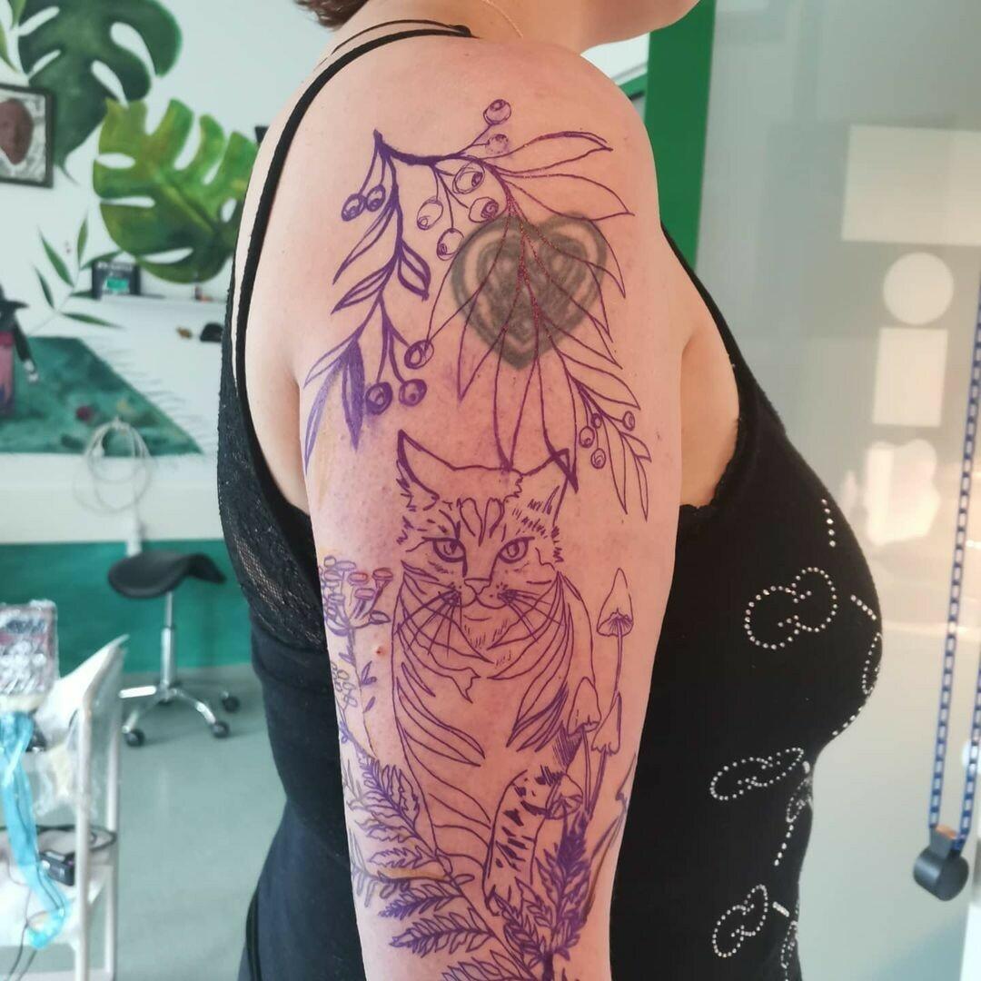Inksearch tattoo Monika Małodobra