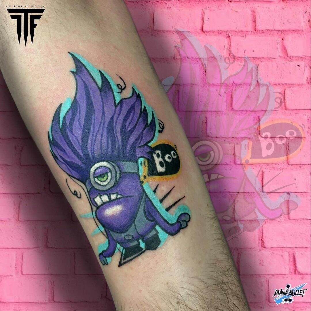 Inksearch tattoo Diana Bullet Tattoo