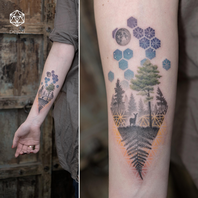 Inksearch tattoo pejczi