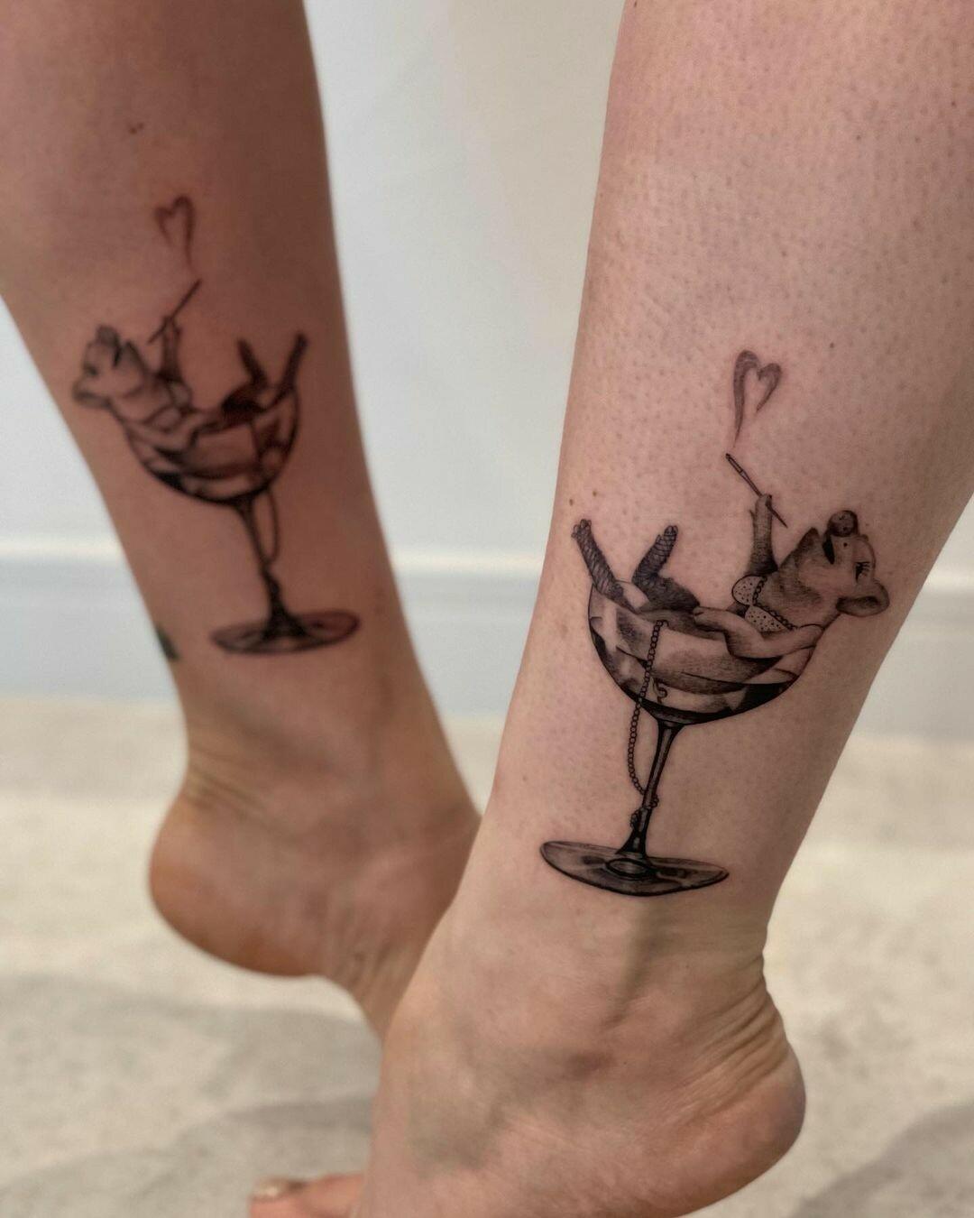 Inksearch tattoo Viburnum_tattoo
