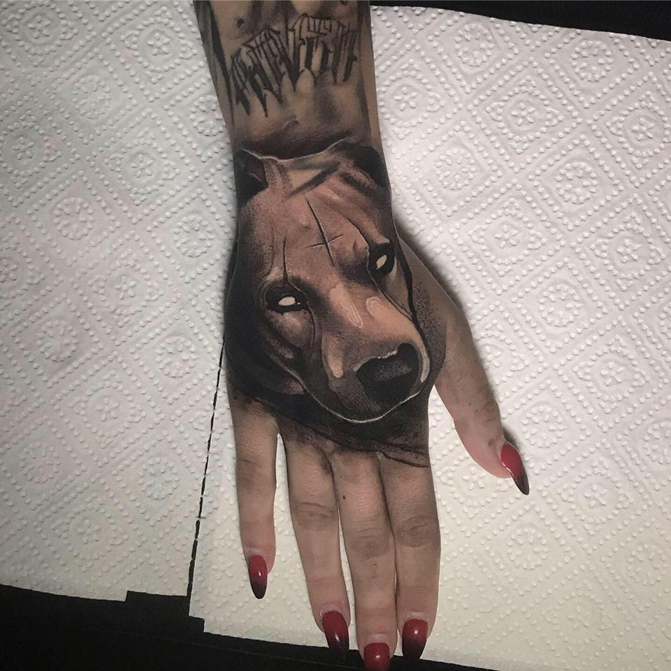 Inksearch tattoo Kamil Ziemba