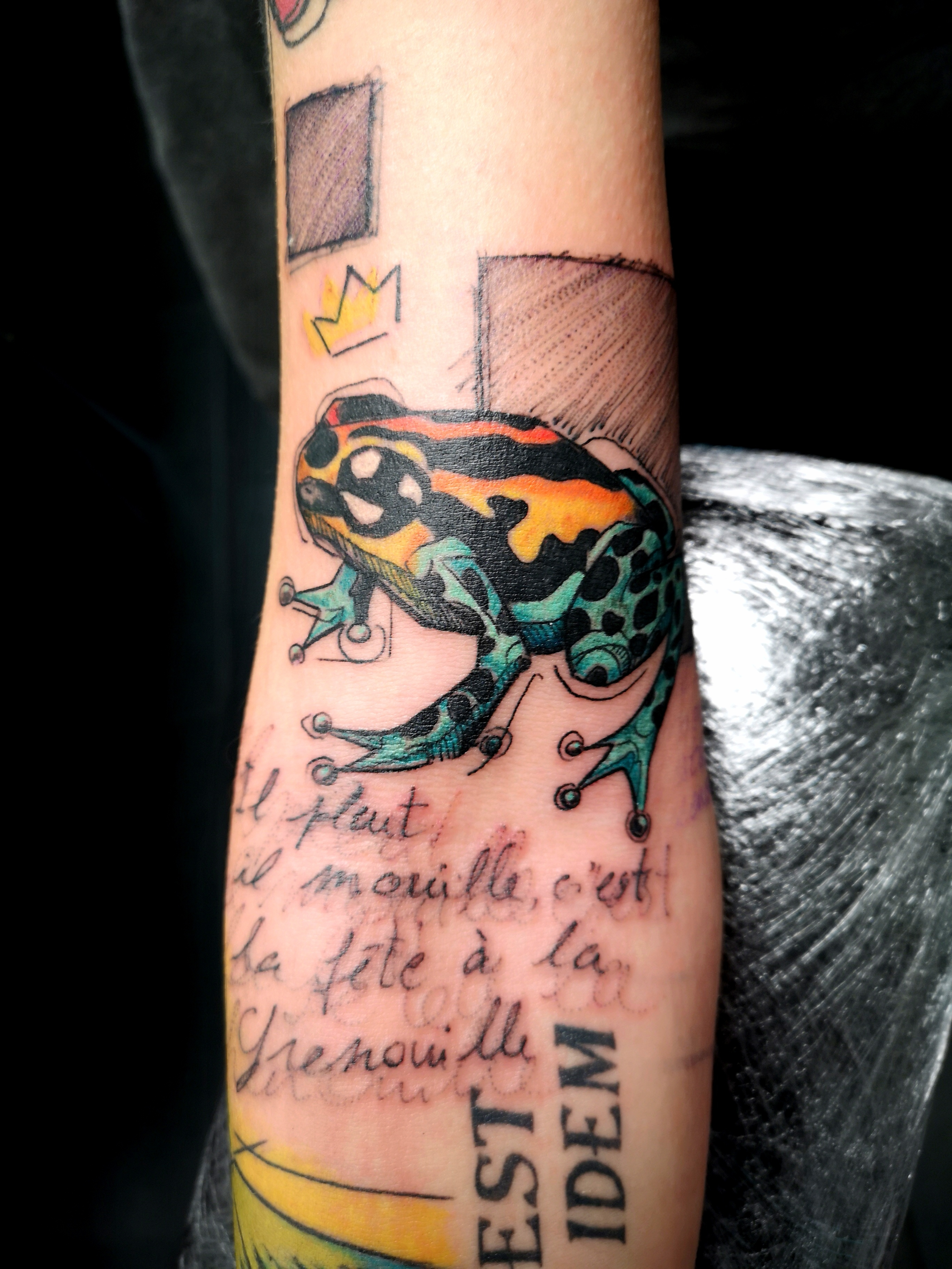 Inksearch tattoo Palma Berlin