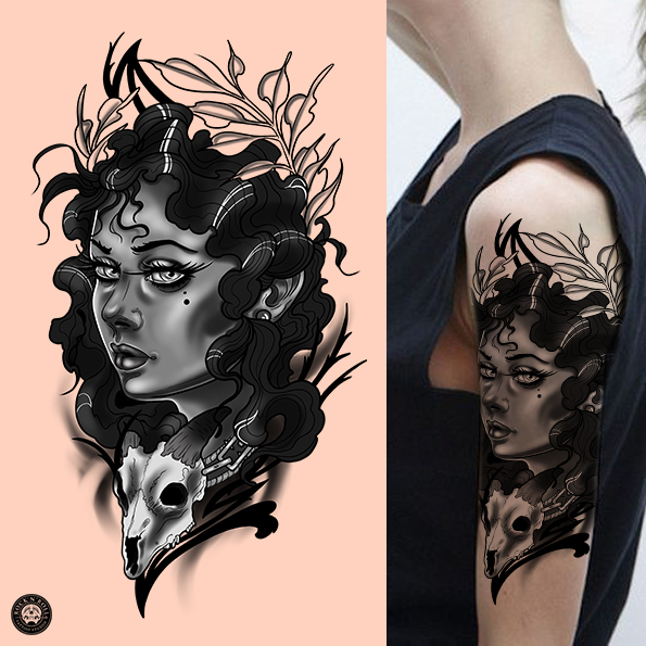 Inksearch tattoo Nyni Ink