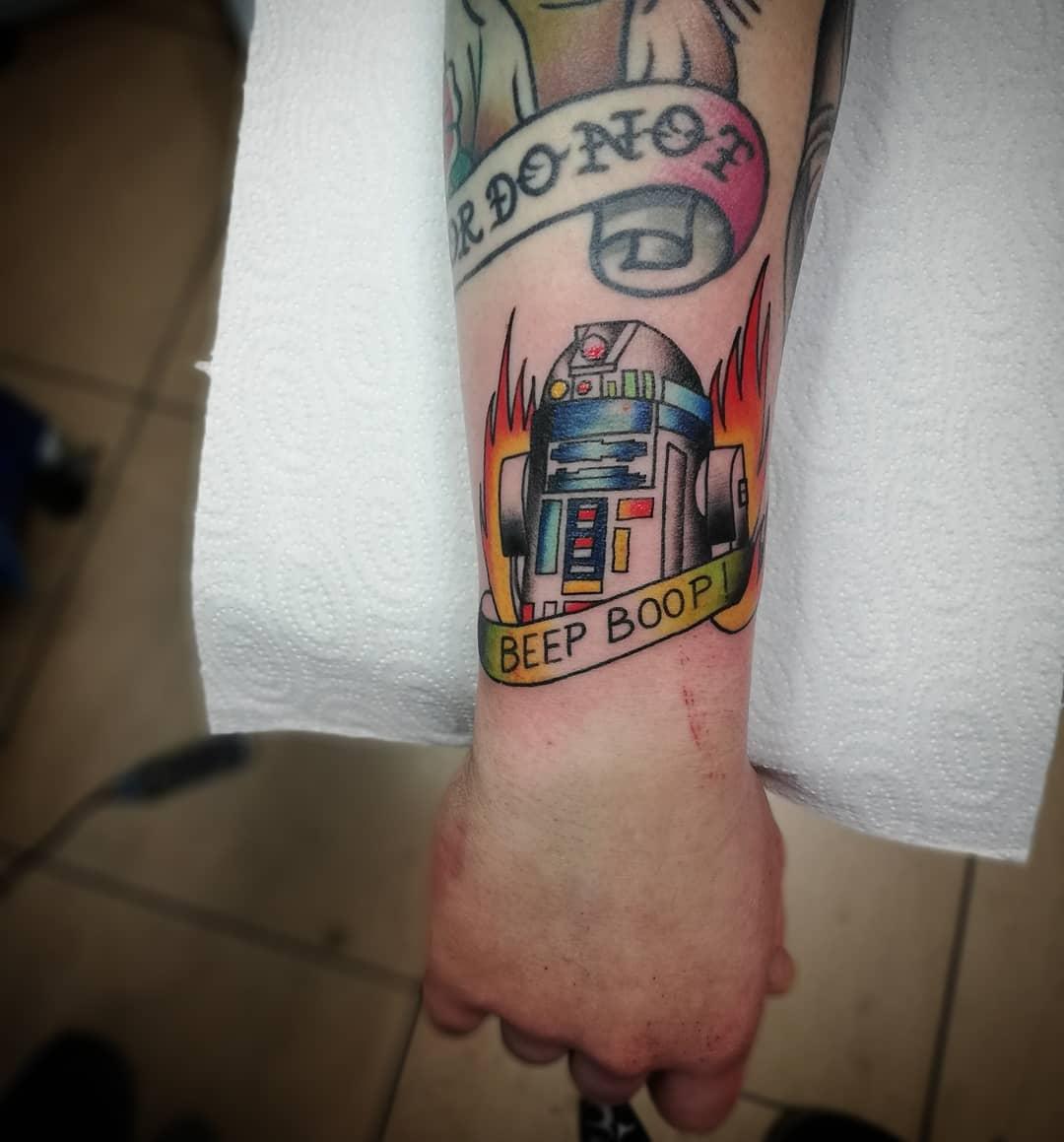 Inksearch tattoo Borgul Tattoo