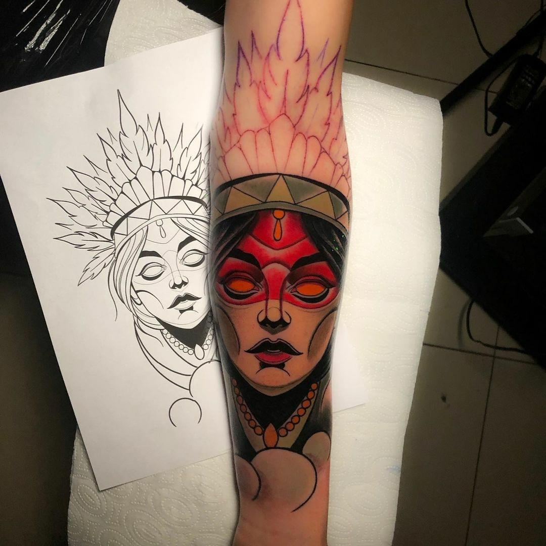 Inksearch tattoo Janek - Stay Cold Tattoo