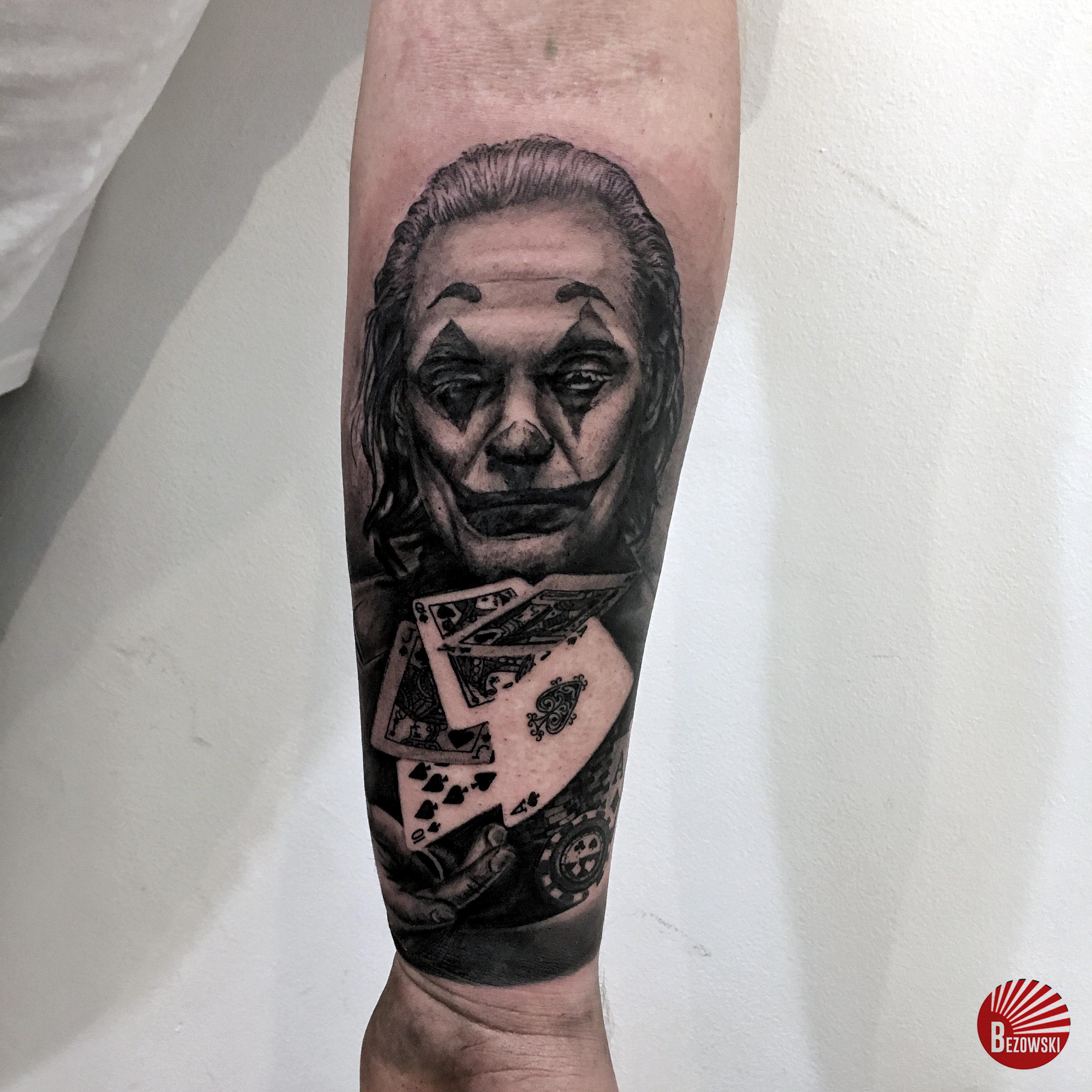 Inksearch tattoo Bezowski