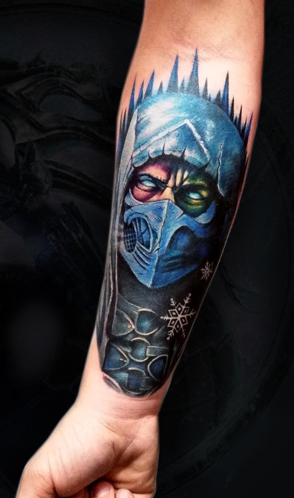 Inksearch tattoo Alex