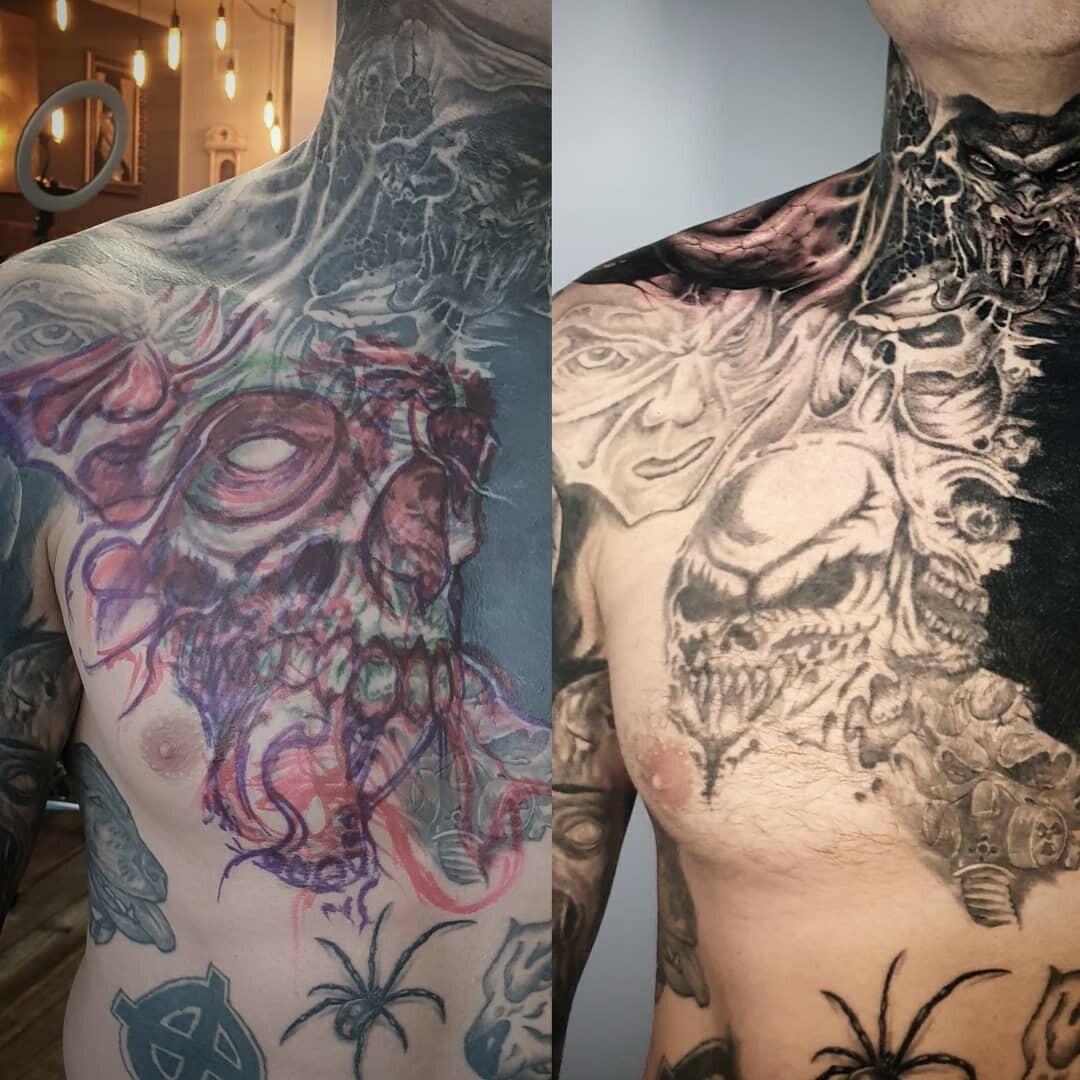 Inksearch tattoo Krzysztof Mliczek