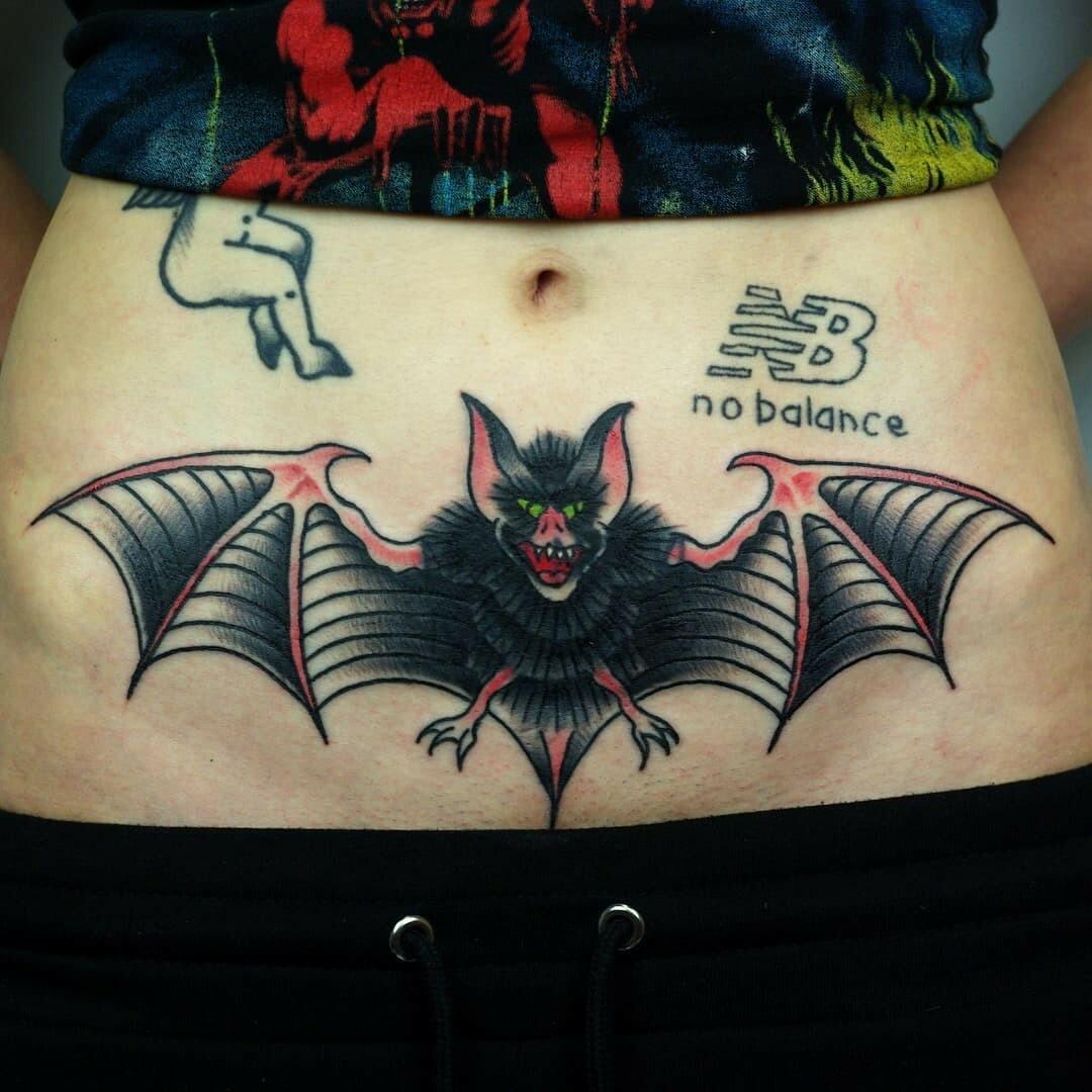 Inksearch tattoo SPIKEHEAD