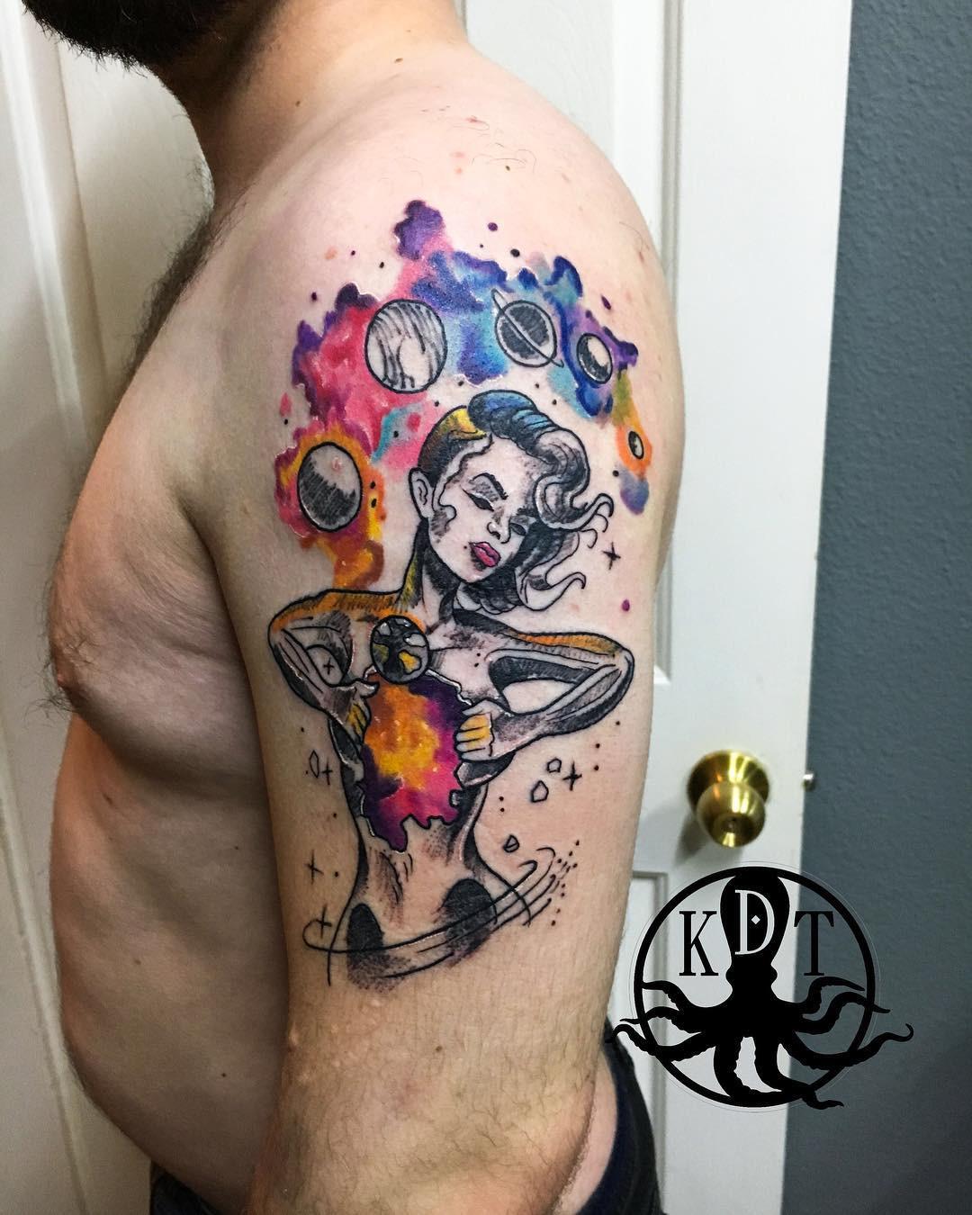 Inksearch tattoo Denis Kononenko