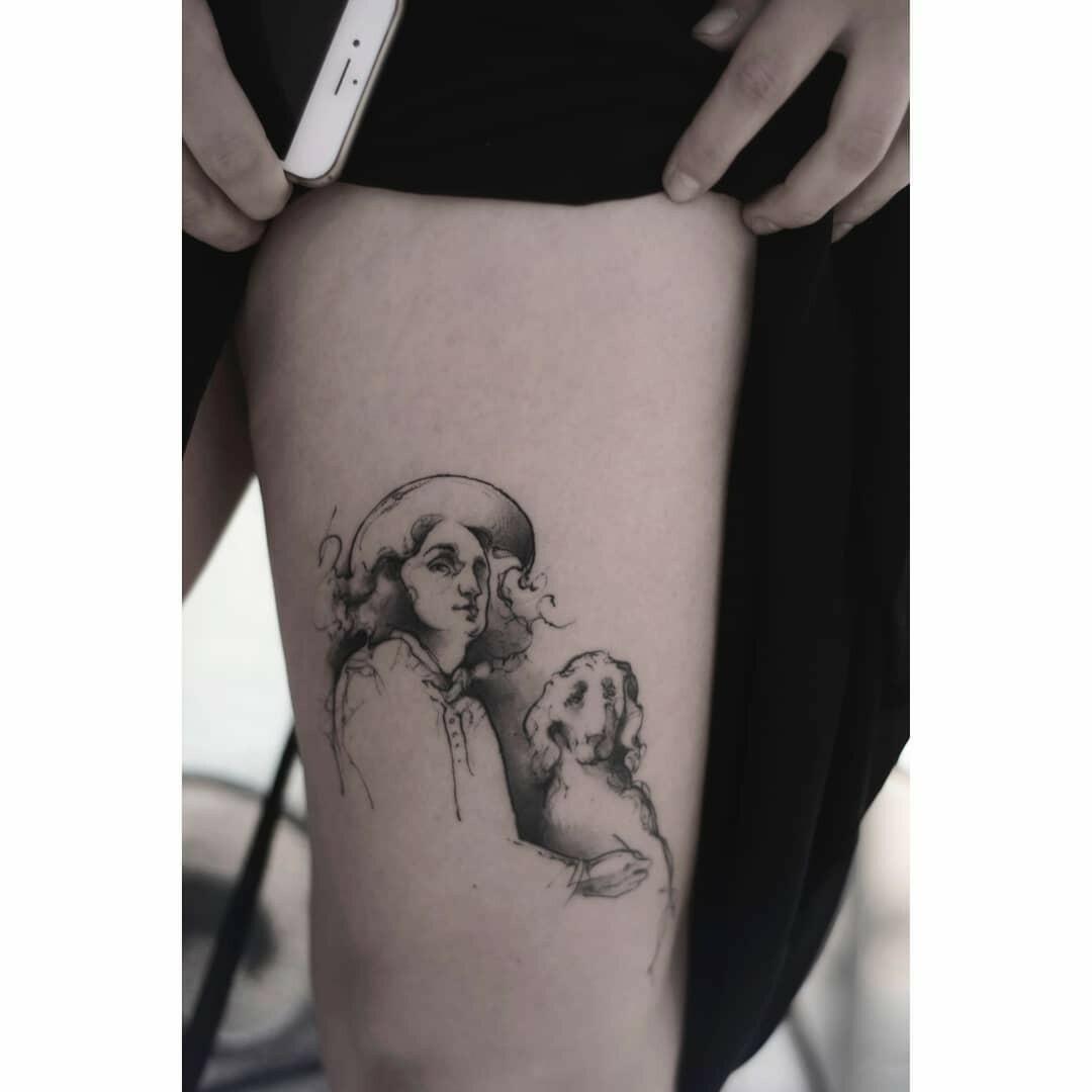 Inksearch tattoo Cojabazgram - Agnieszka Kowalska