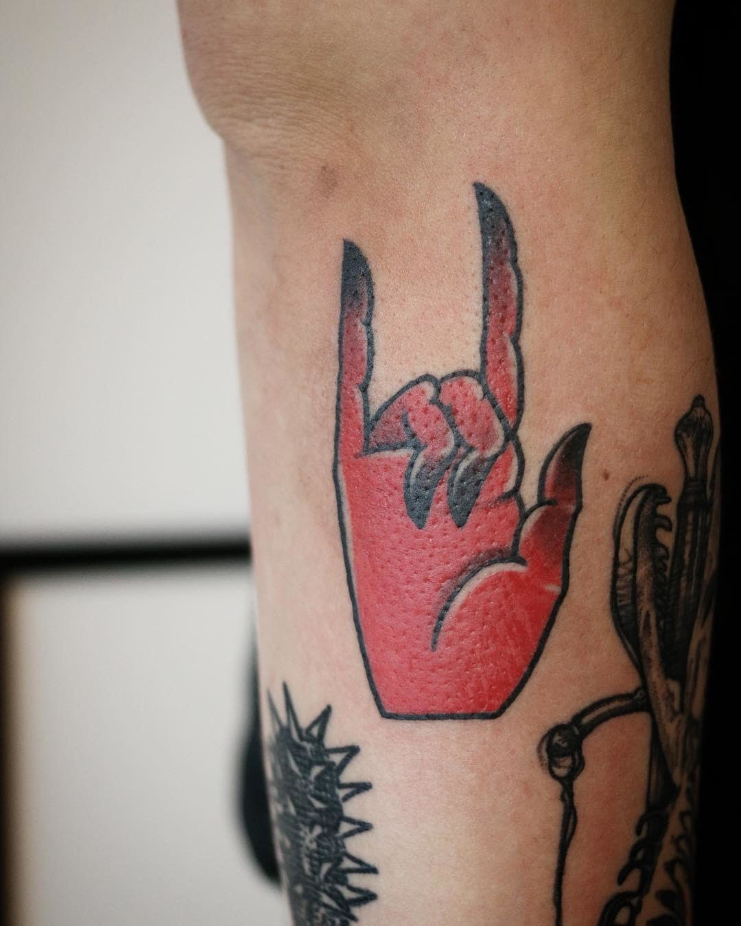 Inksearch tattoo Konrad Kondrat