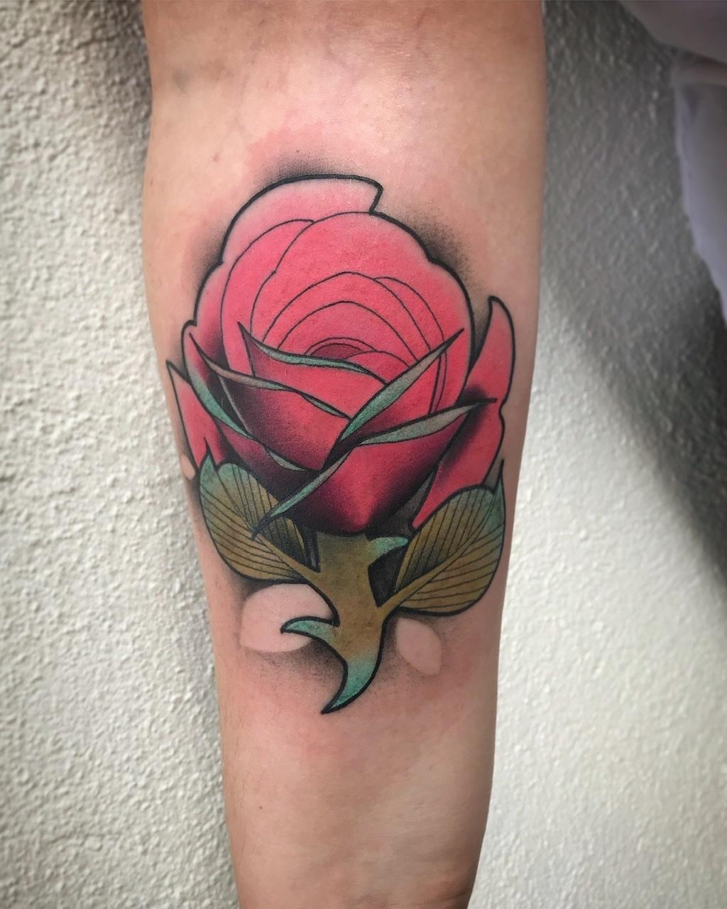 Inksearch tattoo Sławek Pawlik