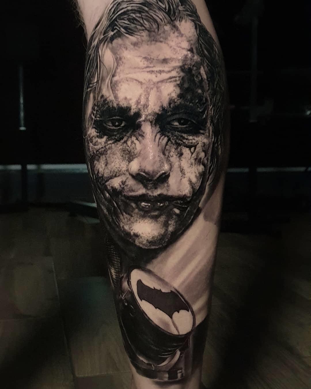 Inksearch tattoo Albert Mazowiecki