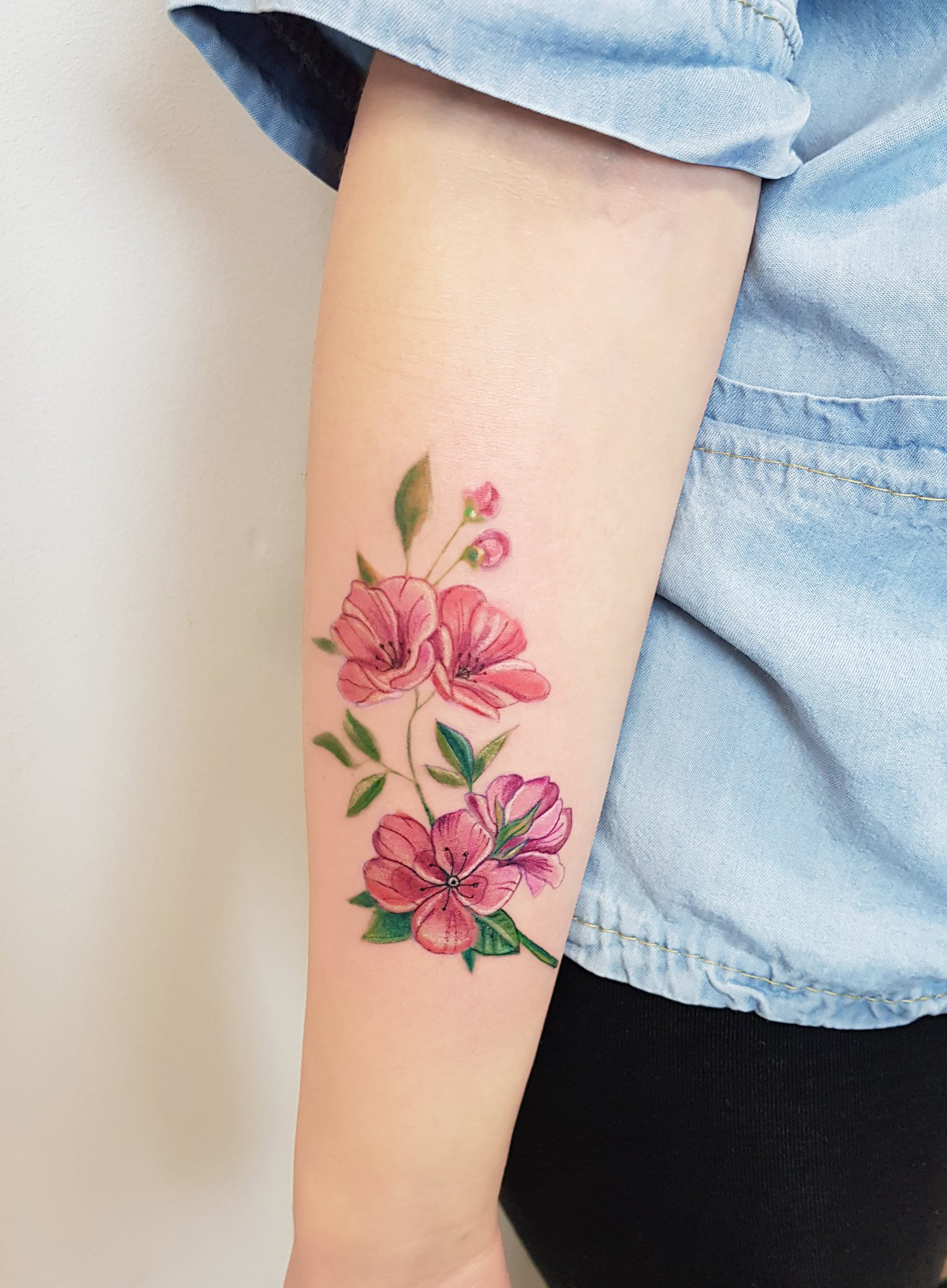 Inksearch tattoo LIDIA ROSE