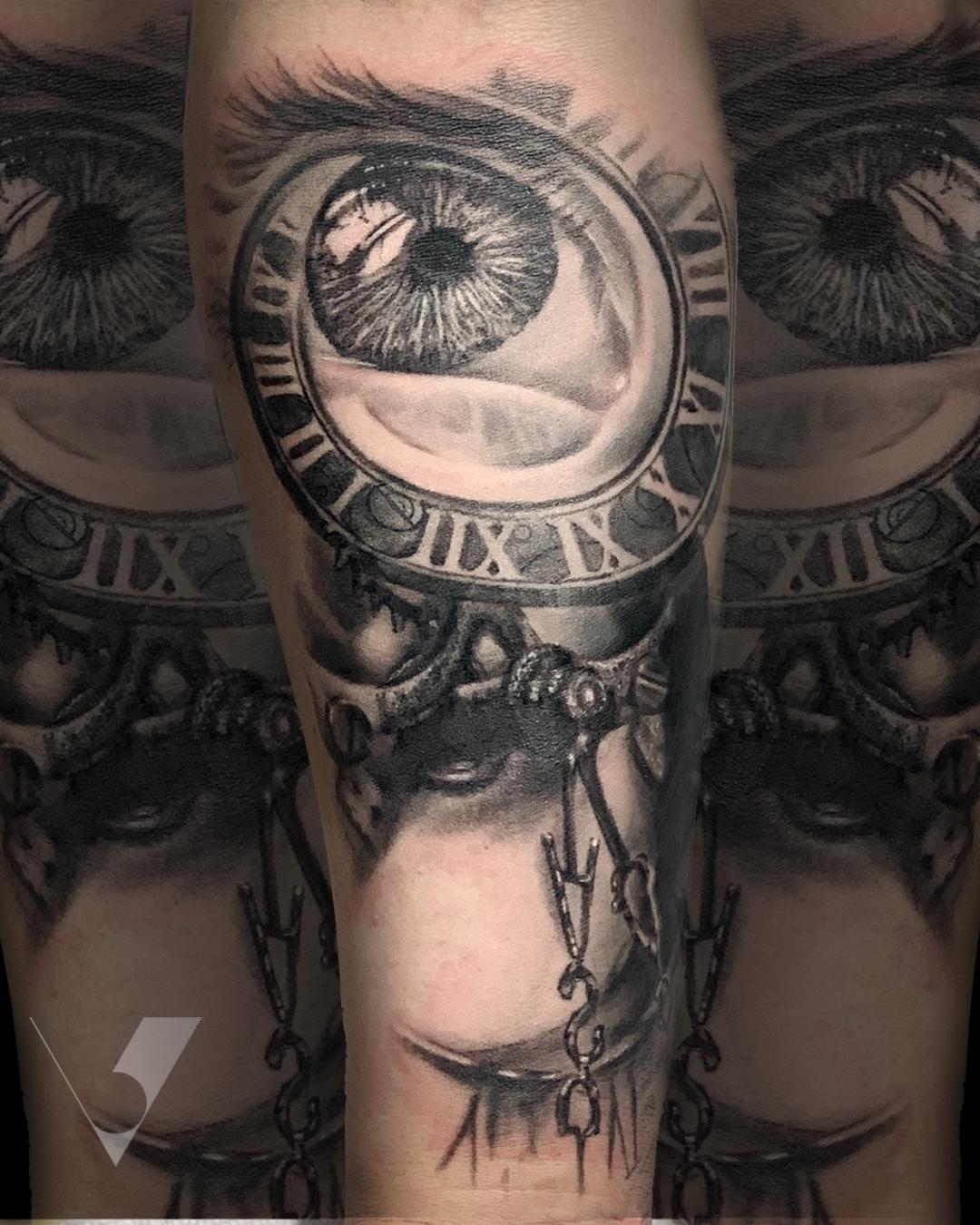 Inksearch tattoo Ania Dziara