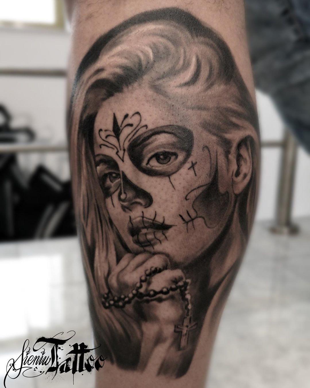 "Inksearch tattoo Mateusz ""SIENIU"" Sienkiewicz"