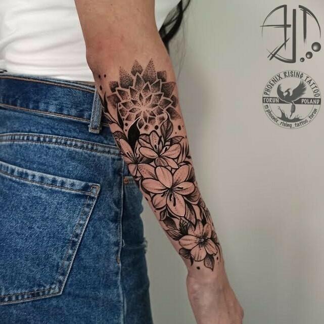 Inksearch tattoo Agata Jarska Tattoo