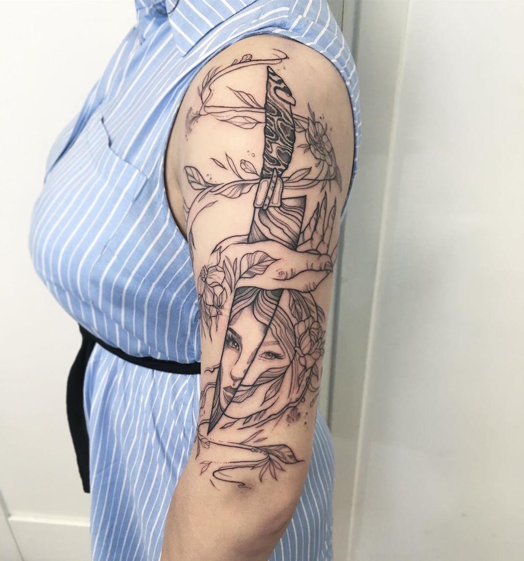 Inksearch tattoo Kasia Zagórska