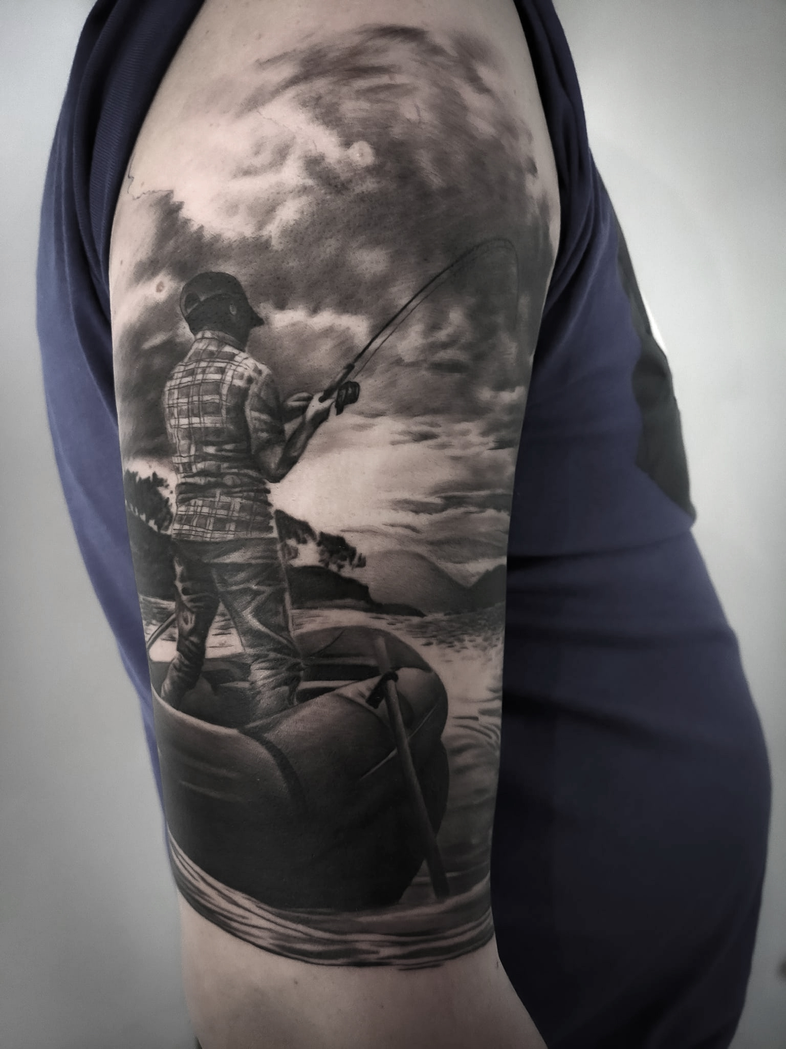 Inksearch tattoo Endorfine Studio