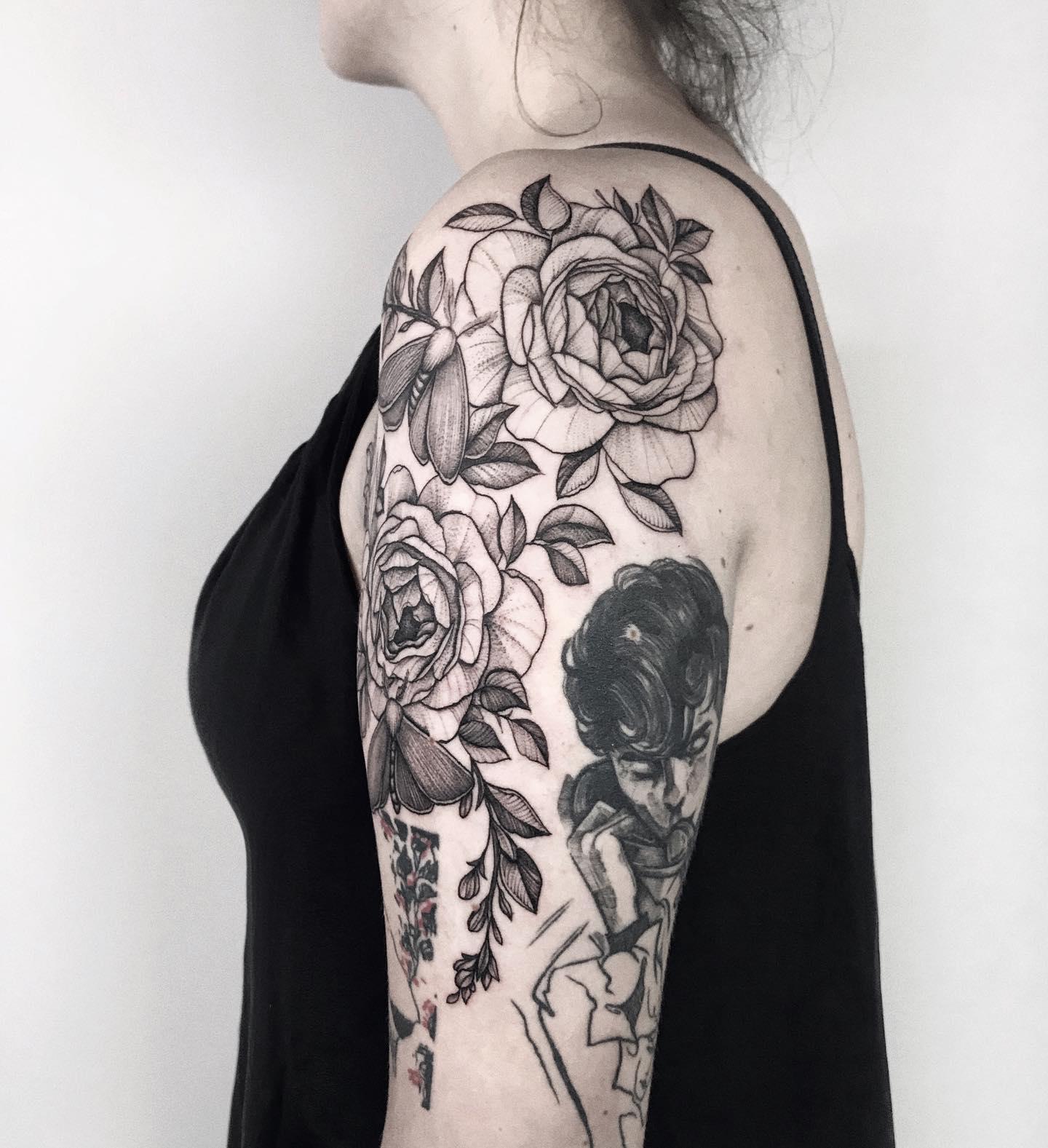 Inksearch tattoo 🌿Zuza Polakowska🌿
