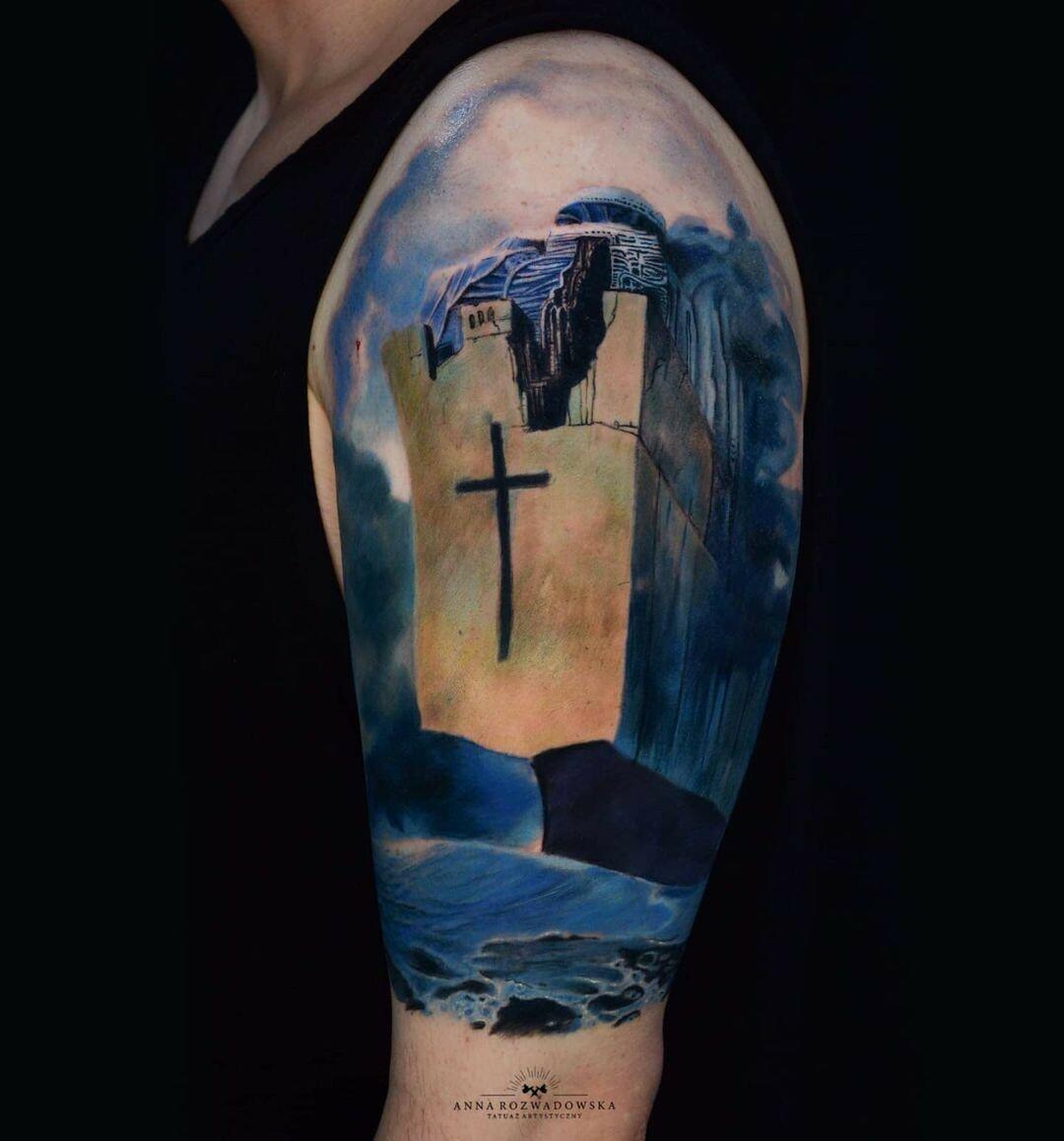 Inksearch tattoo Anna Rozwadowska tatuaże