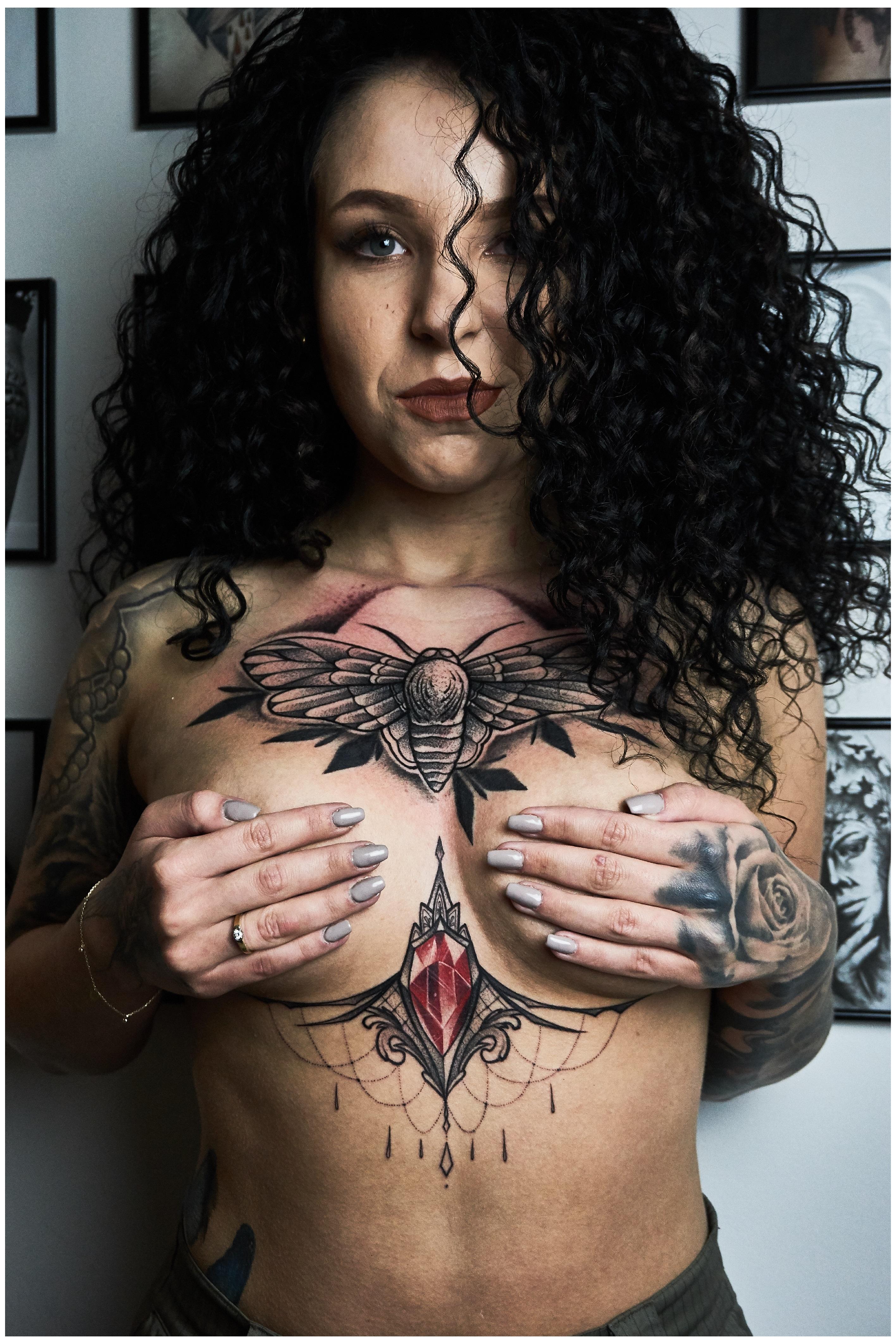 Inksearch tattoo Bart Cru SH