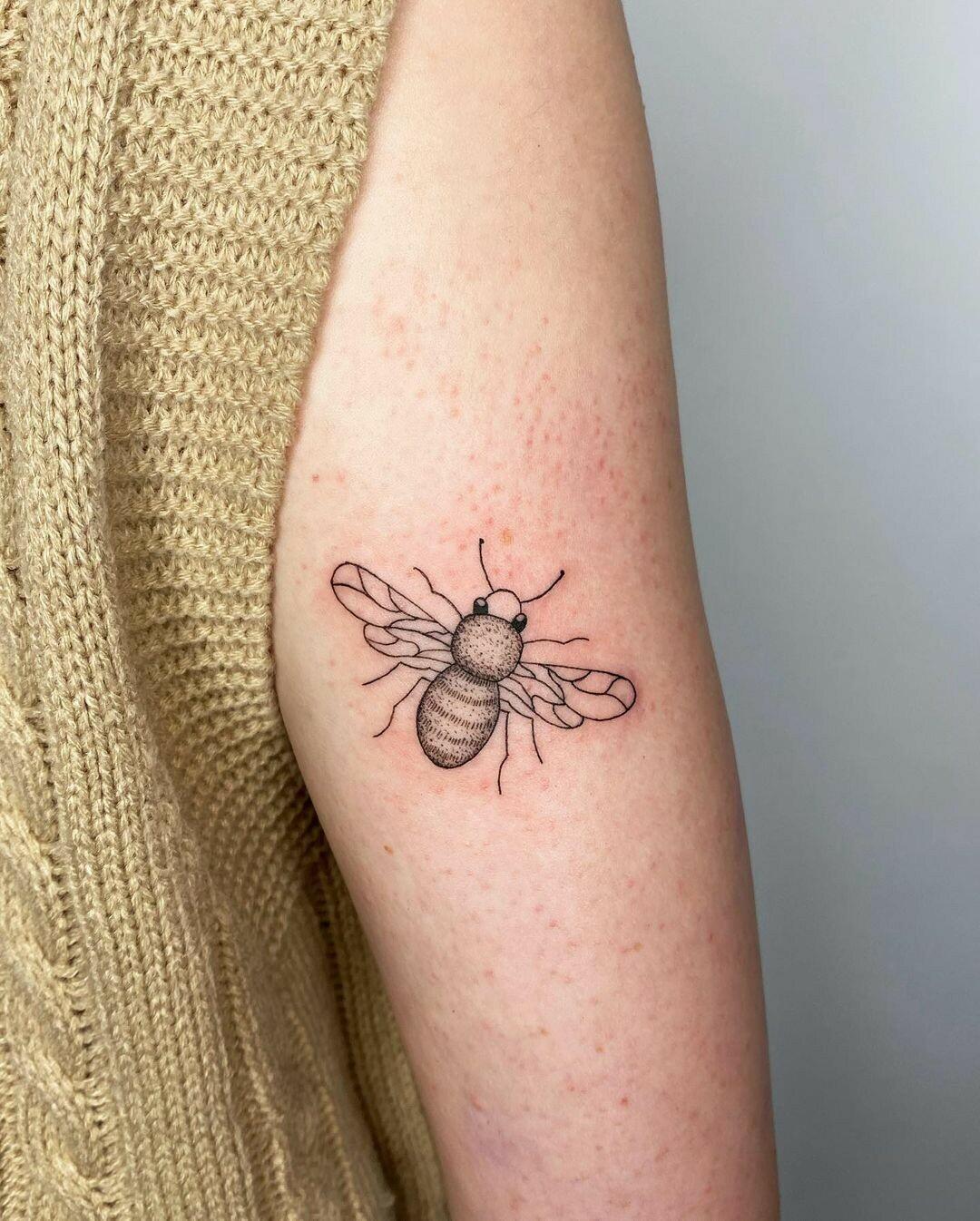 Inksearch tattoo Piotruś Pan Tattoo