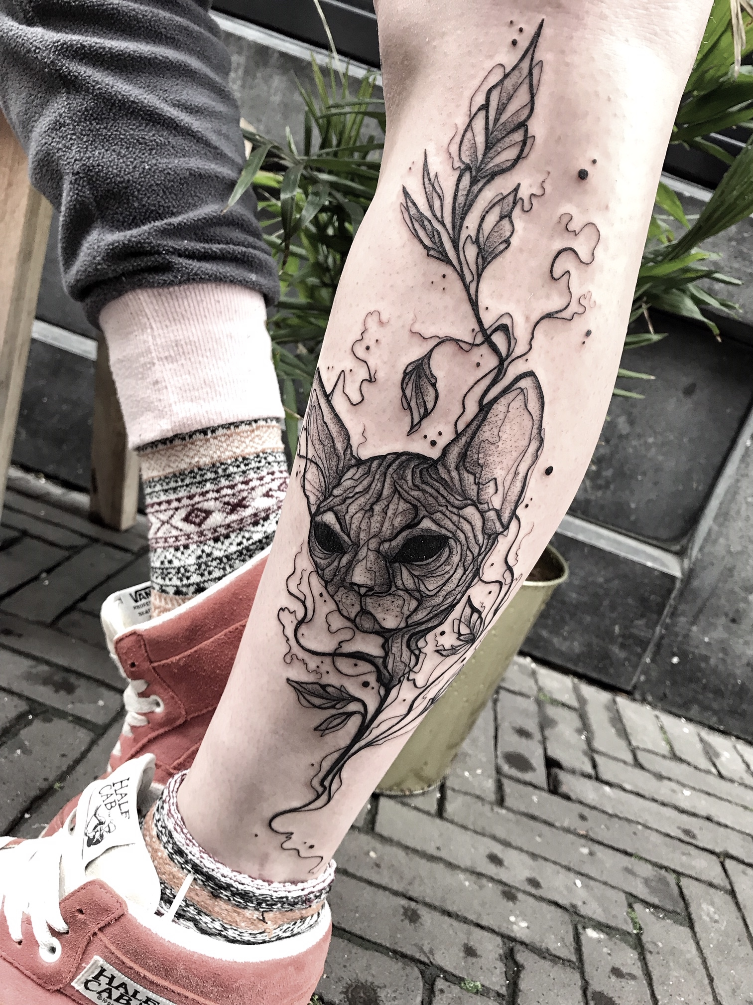 Inksearch tattoo wolespac