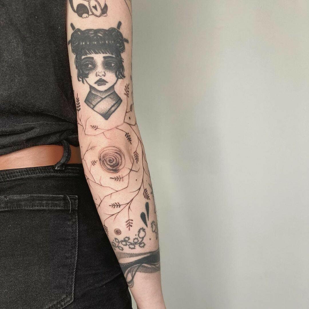 Inksearch tattoo Szara Wara