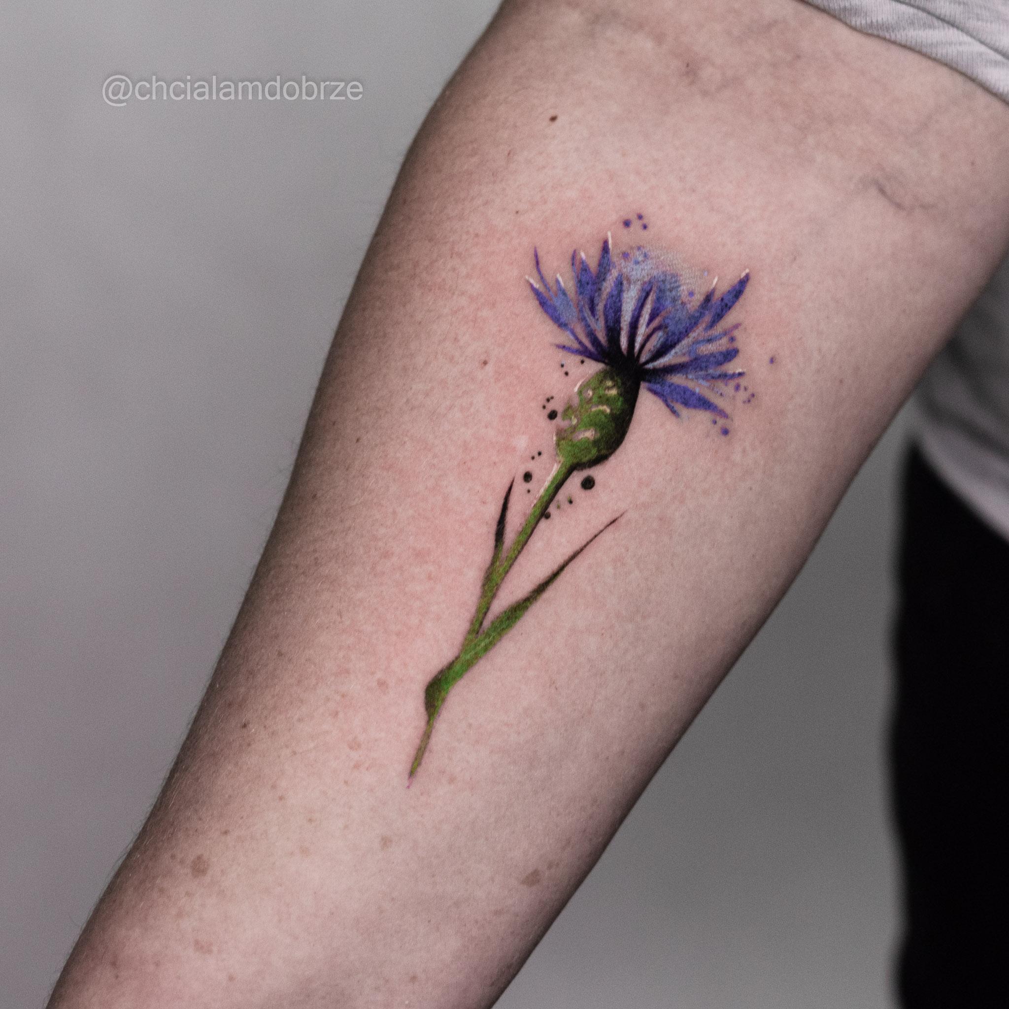 Inksearch tattoo Mateusz Kiełczyński
