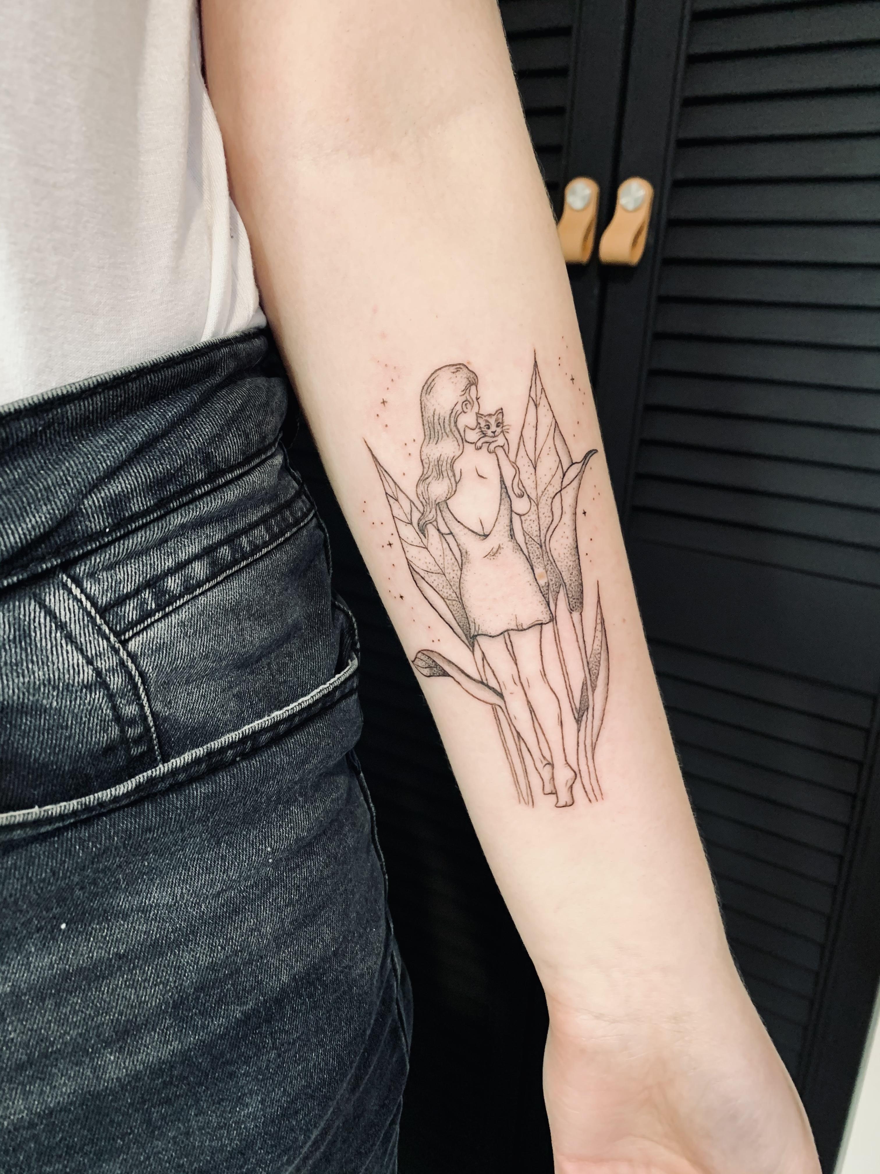 Inksearch tattoo Olka_tattoo