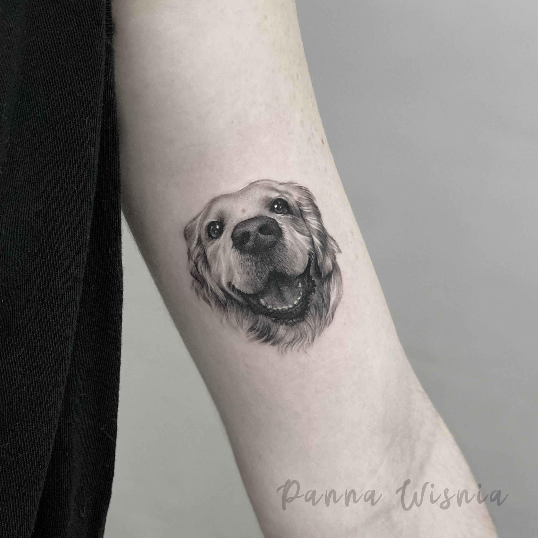 Inksearch tattoo Panna Wiśnia