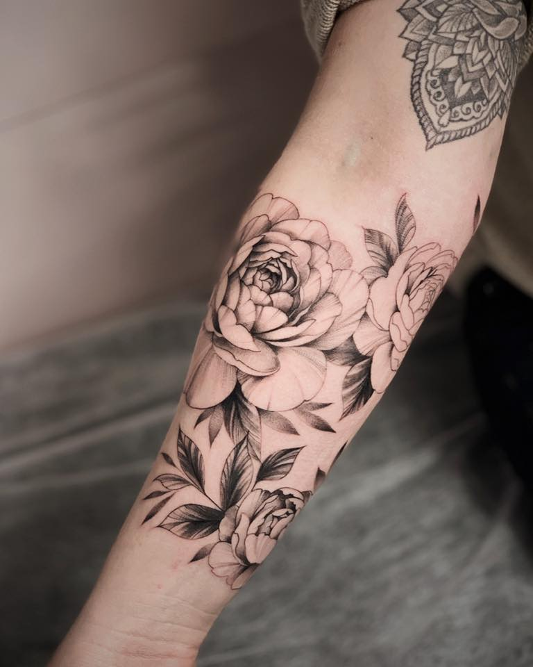 Inksearch tattoo Dominika Ratajczyk