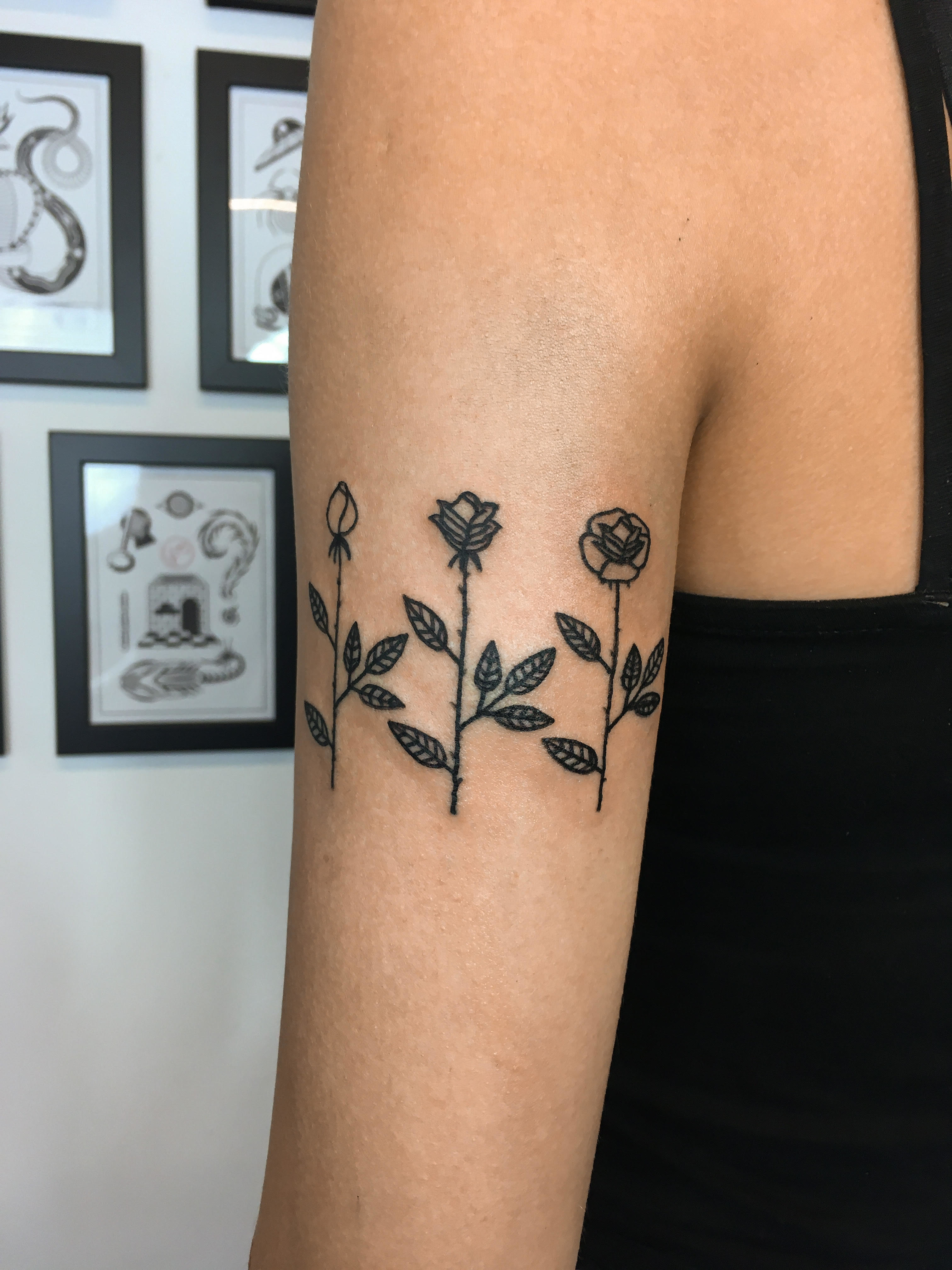 Inksearch tattoo Anastasija Sinkewycz - Sinitsatrad