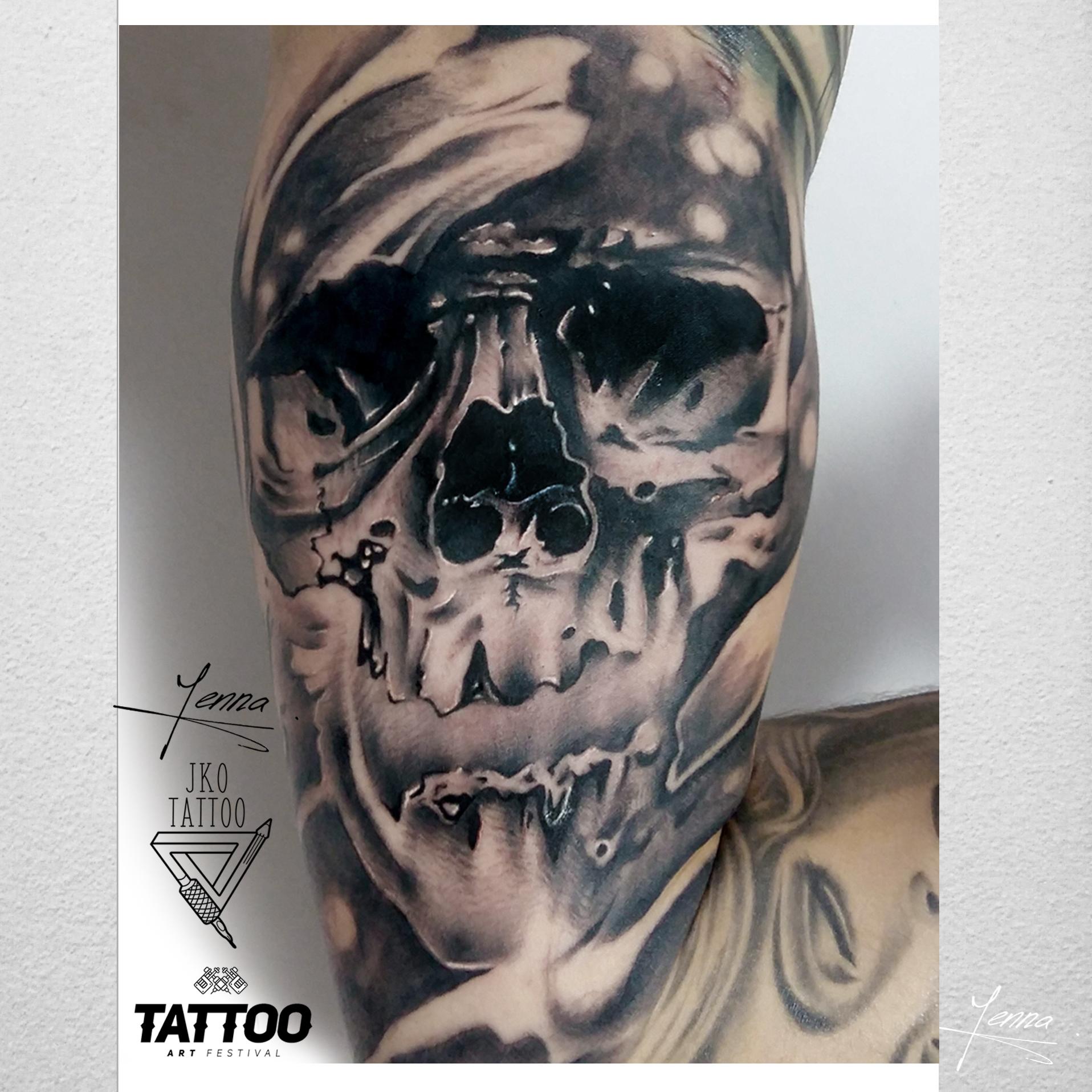Inksearch tattoo JKO TATTOO