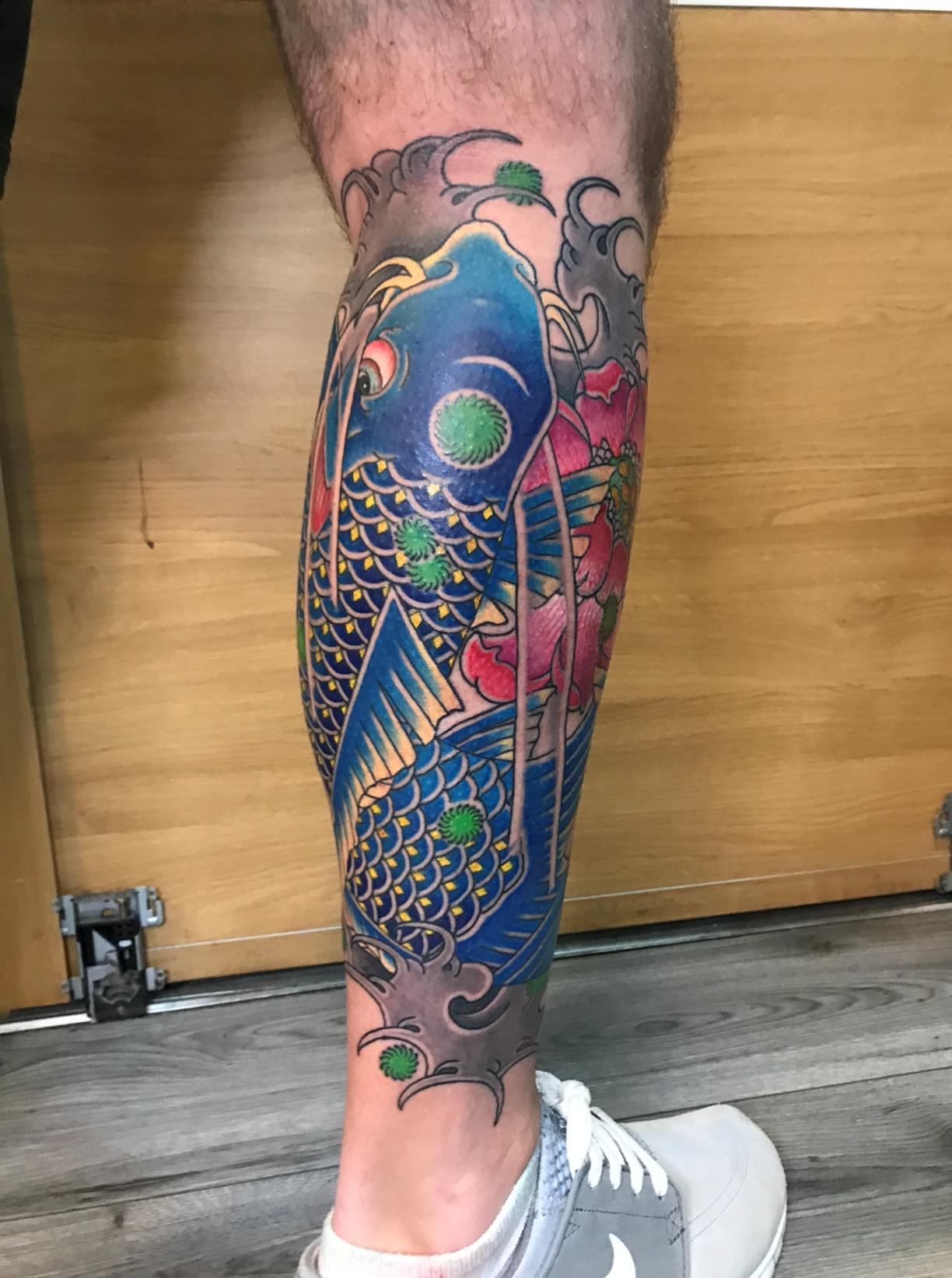 Inksearch tattoo Mateusz Kanu