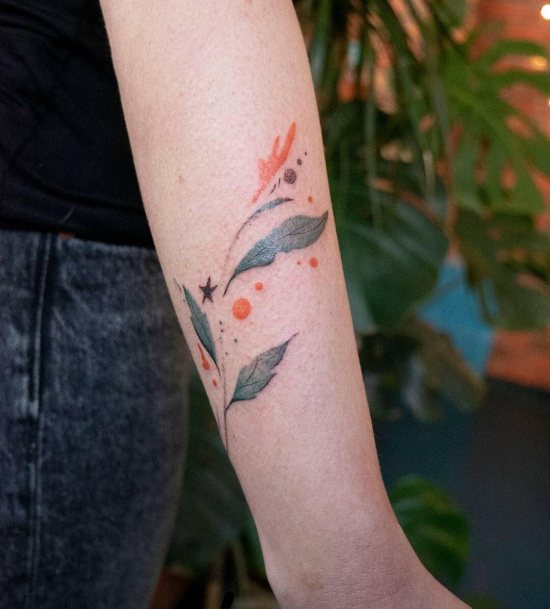 Inksearch tattoo Ula Mierzwa