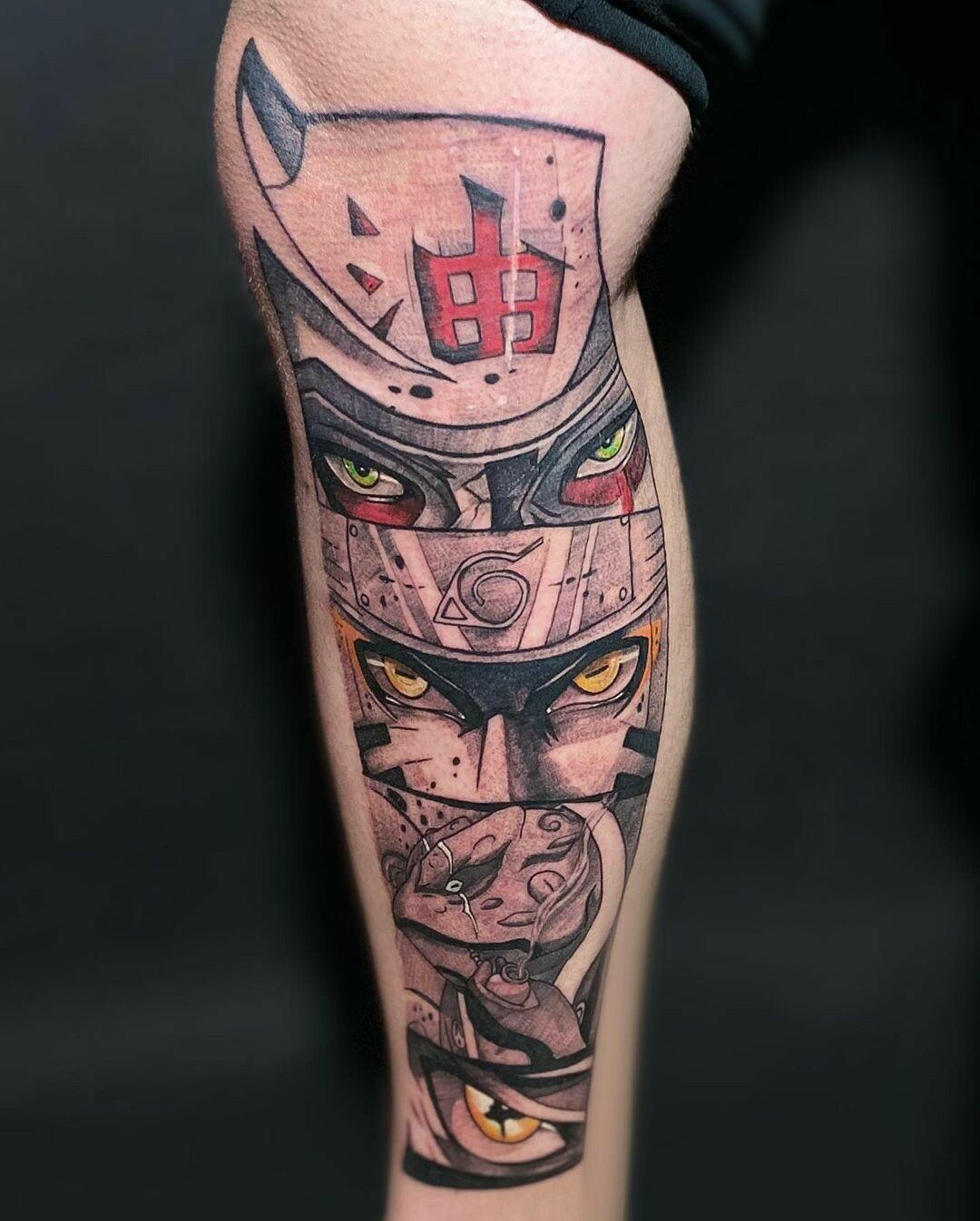 Inksearch tattoo PAIN TATTOO SZCZECIN