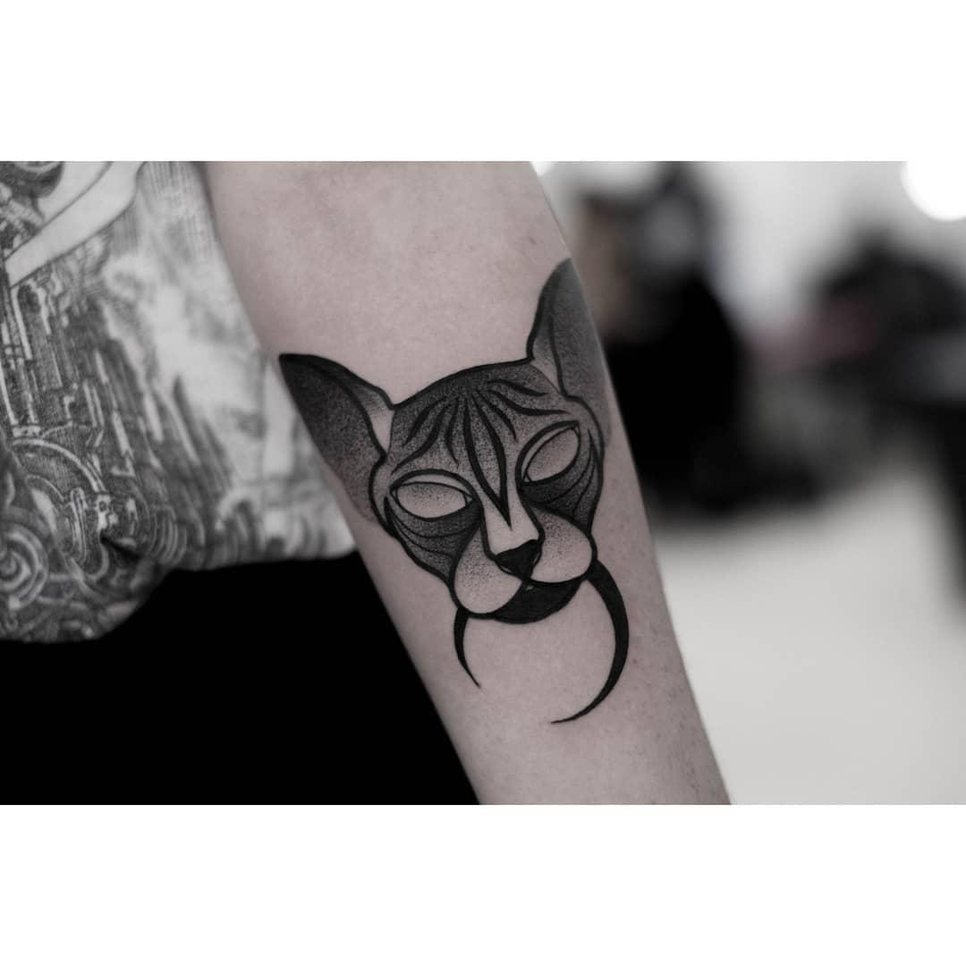 Inksearch tattoo Andrei Chernovalov - Chernotatt