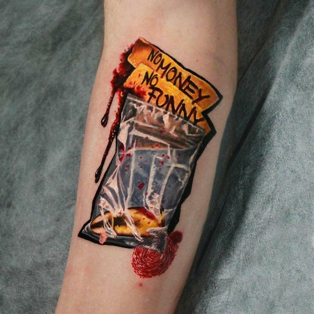 Inksearch tattoo Viktoriia